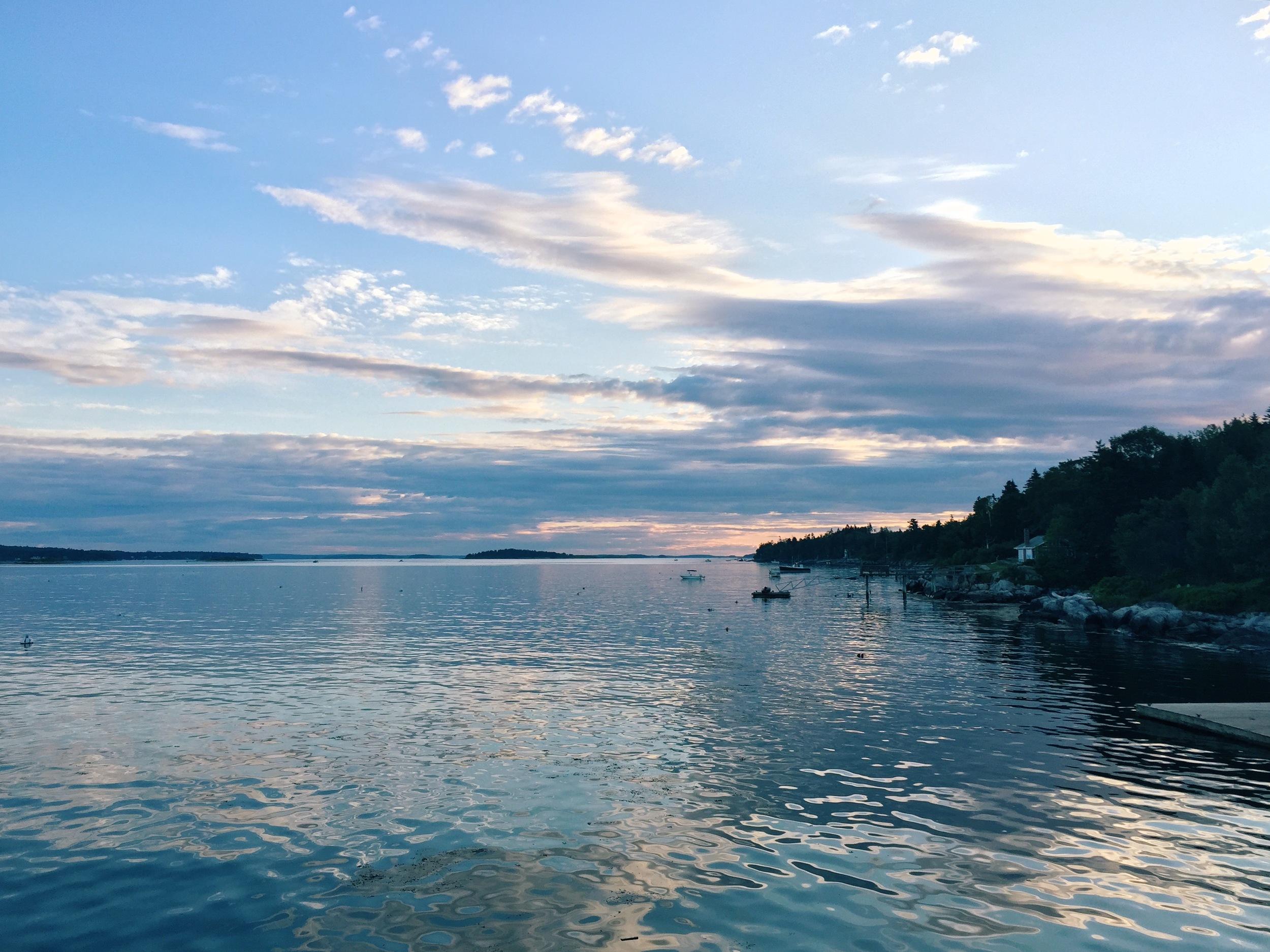 Casco Bay Portland Maine