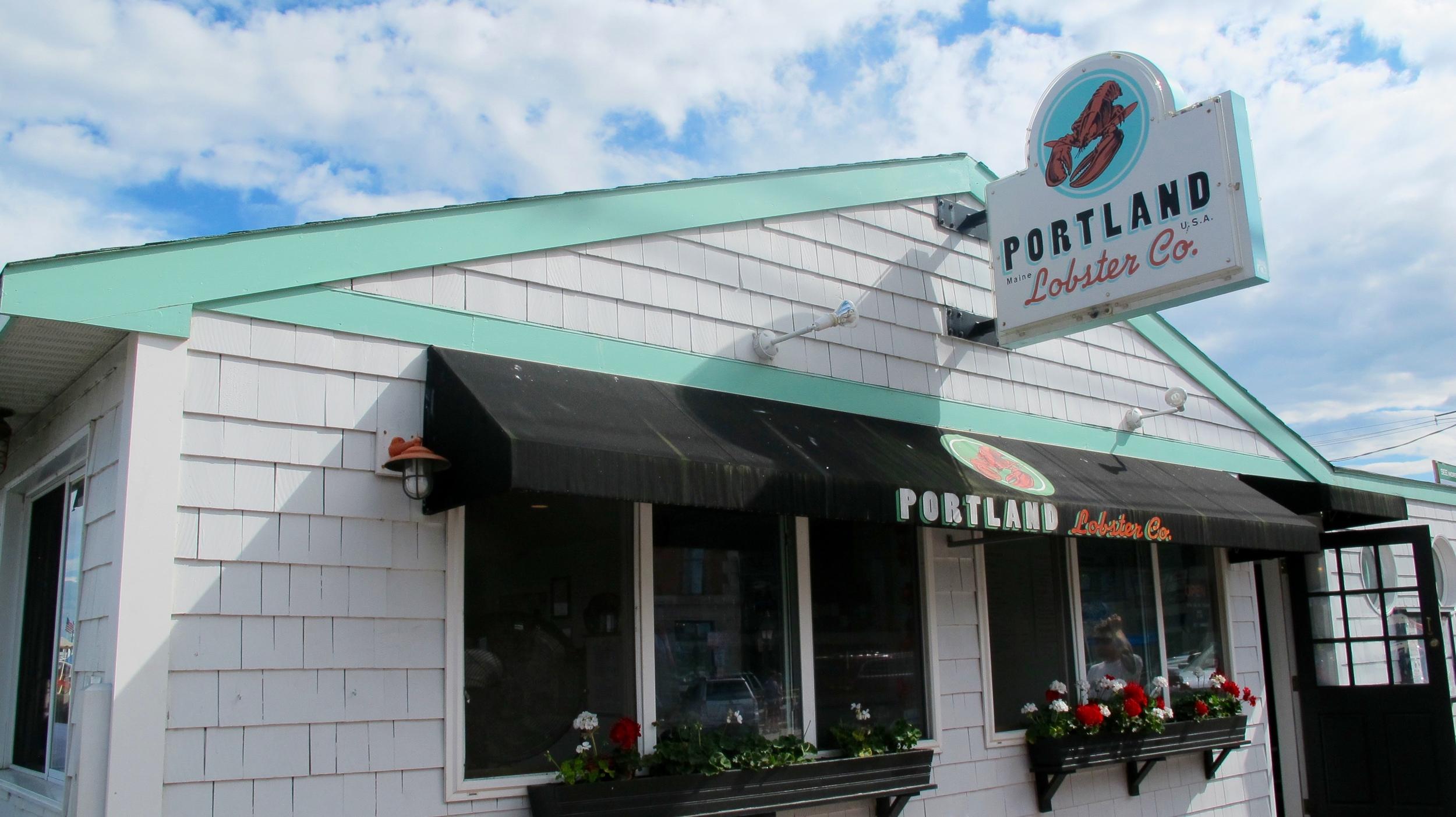 Portland Lobster Co., Portland Maine