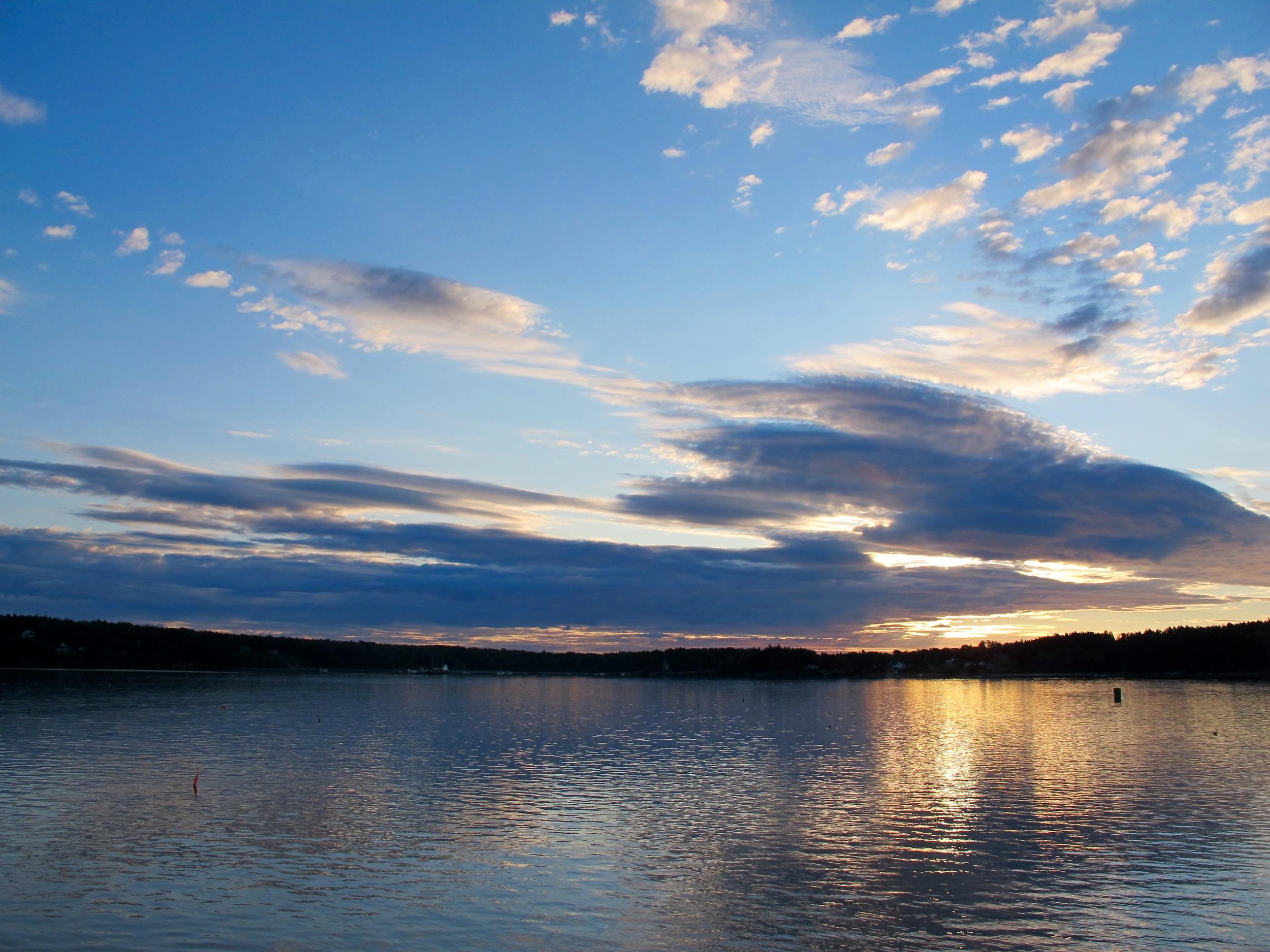 Casco Bay, Portland, Maine