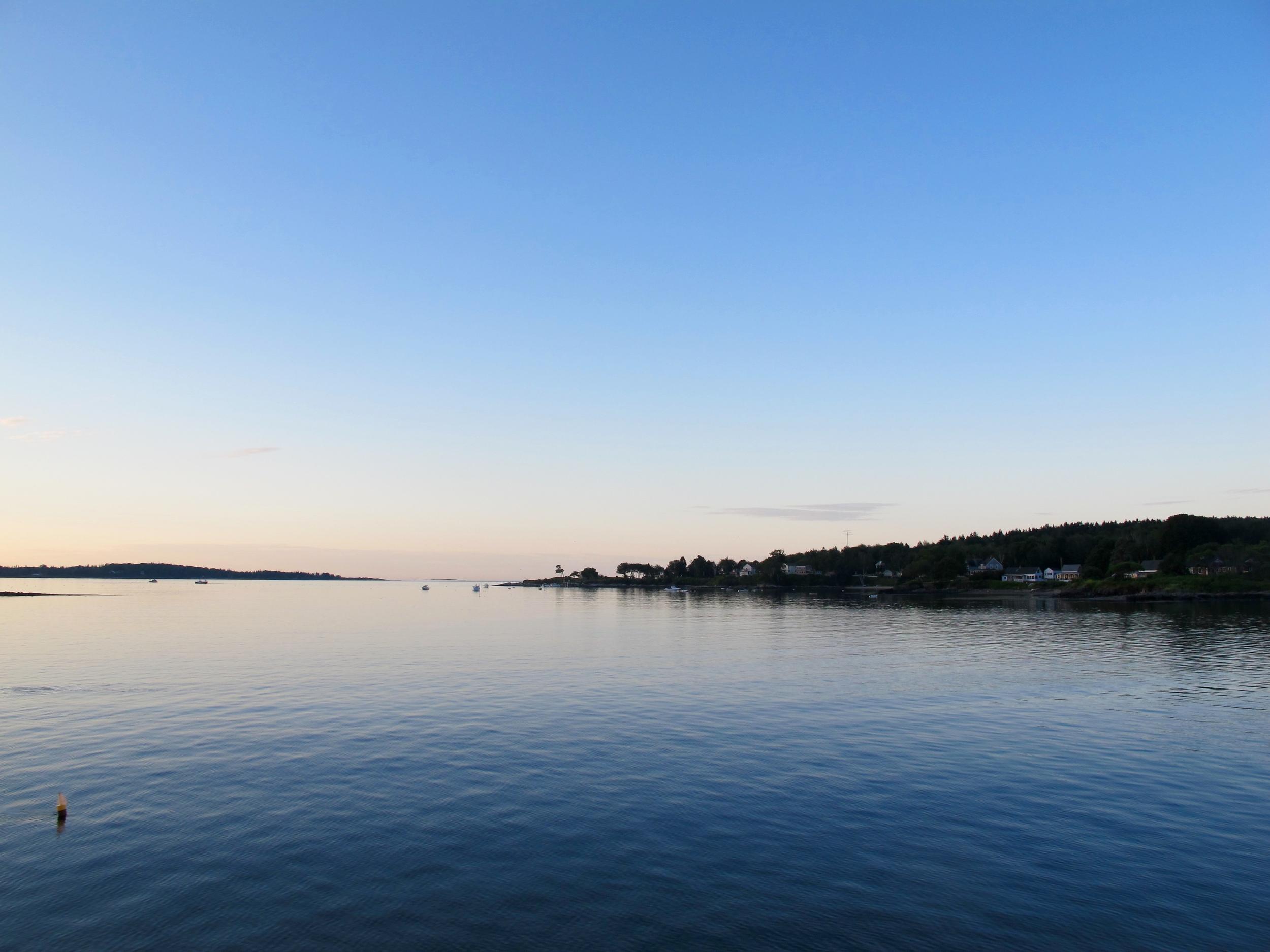 Casco Bay, Portland Maine