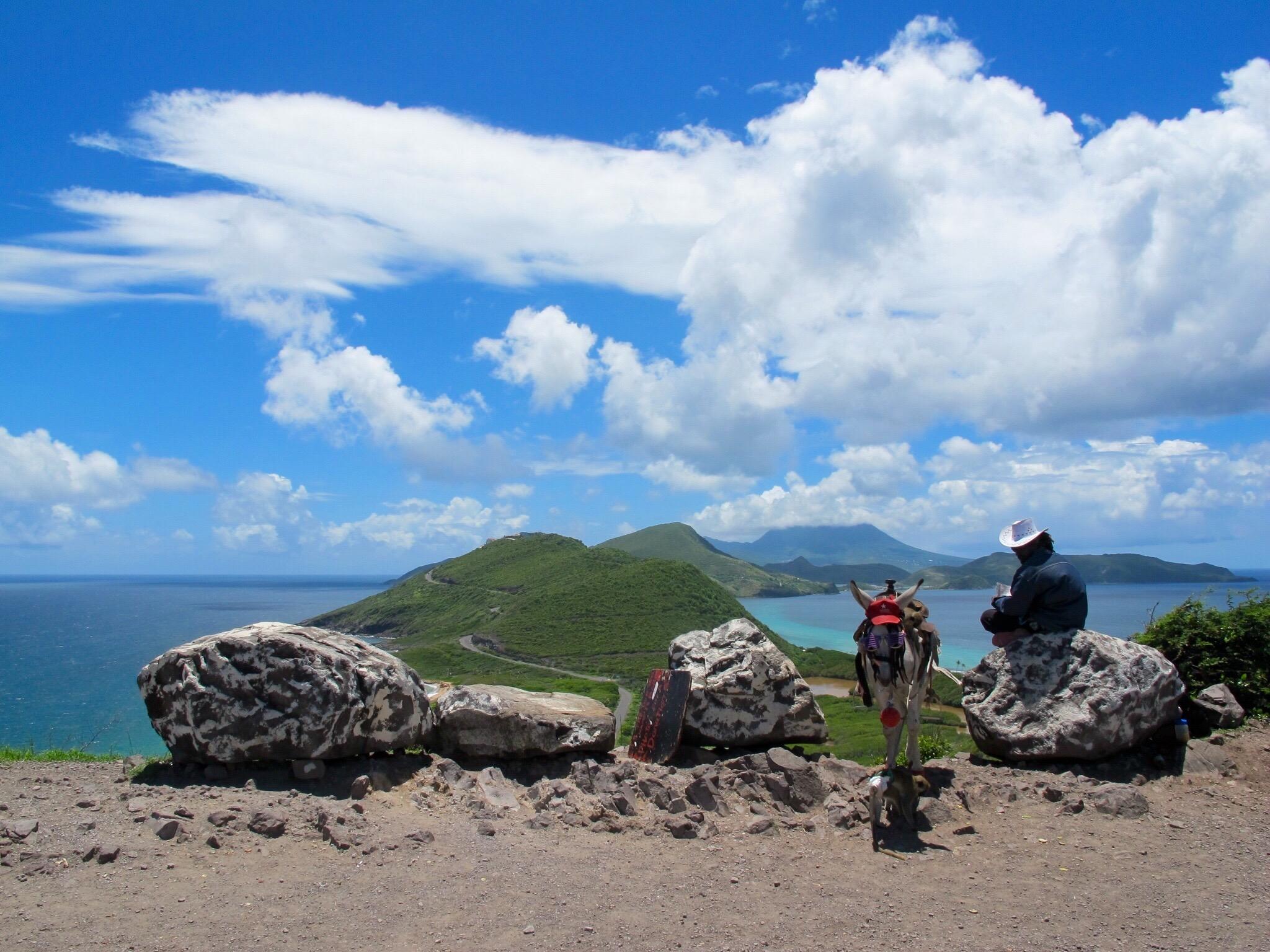 TImothy Hill, St. Kitts, Caribbean