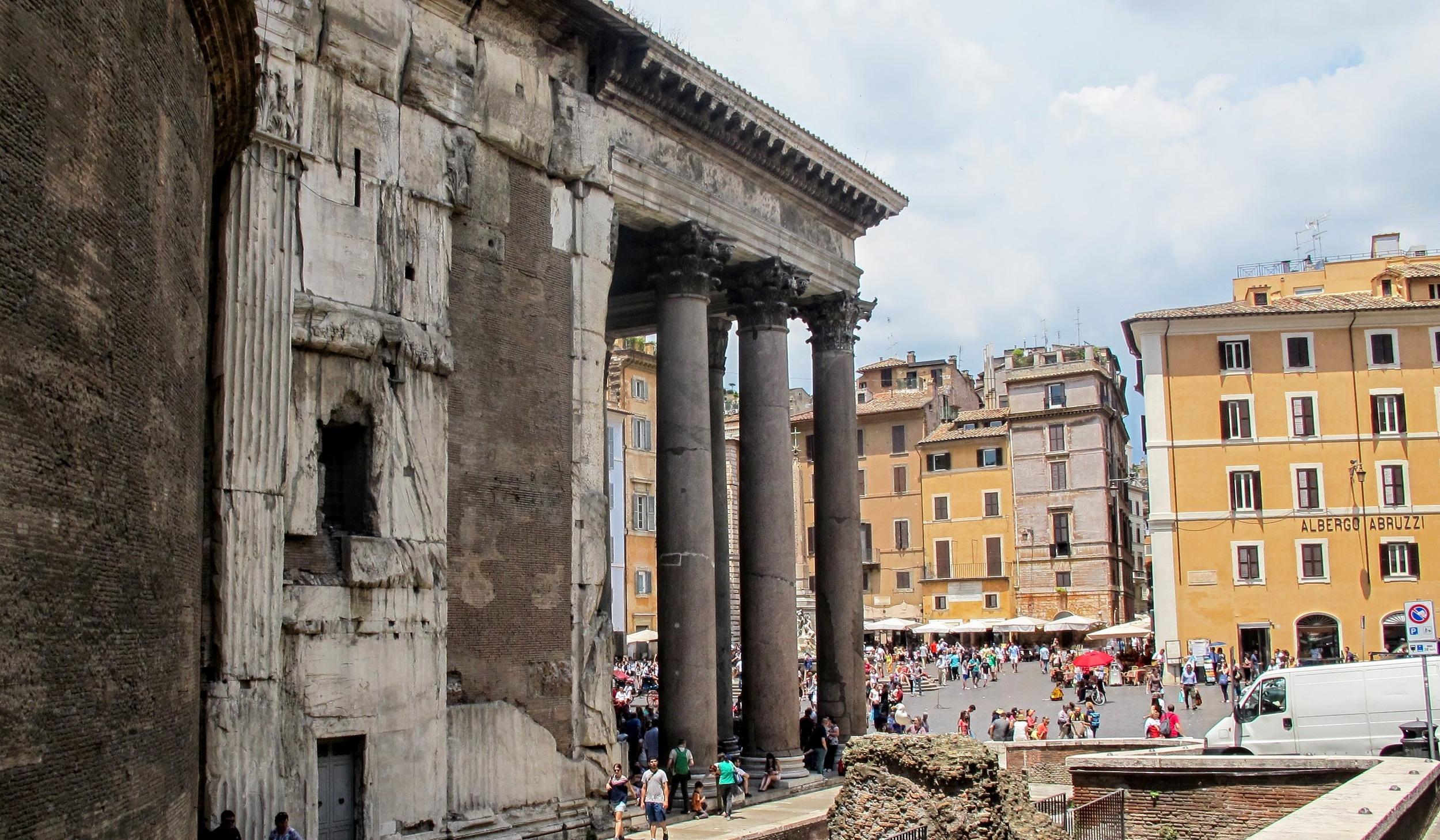 Pantheon, Rome Italy