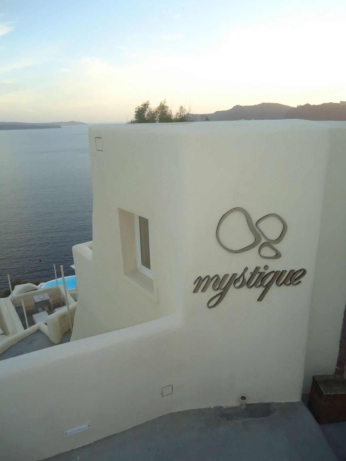 Mystique, Oia Santorini Greece