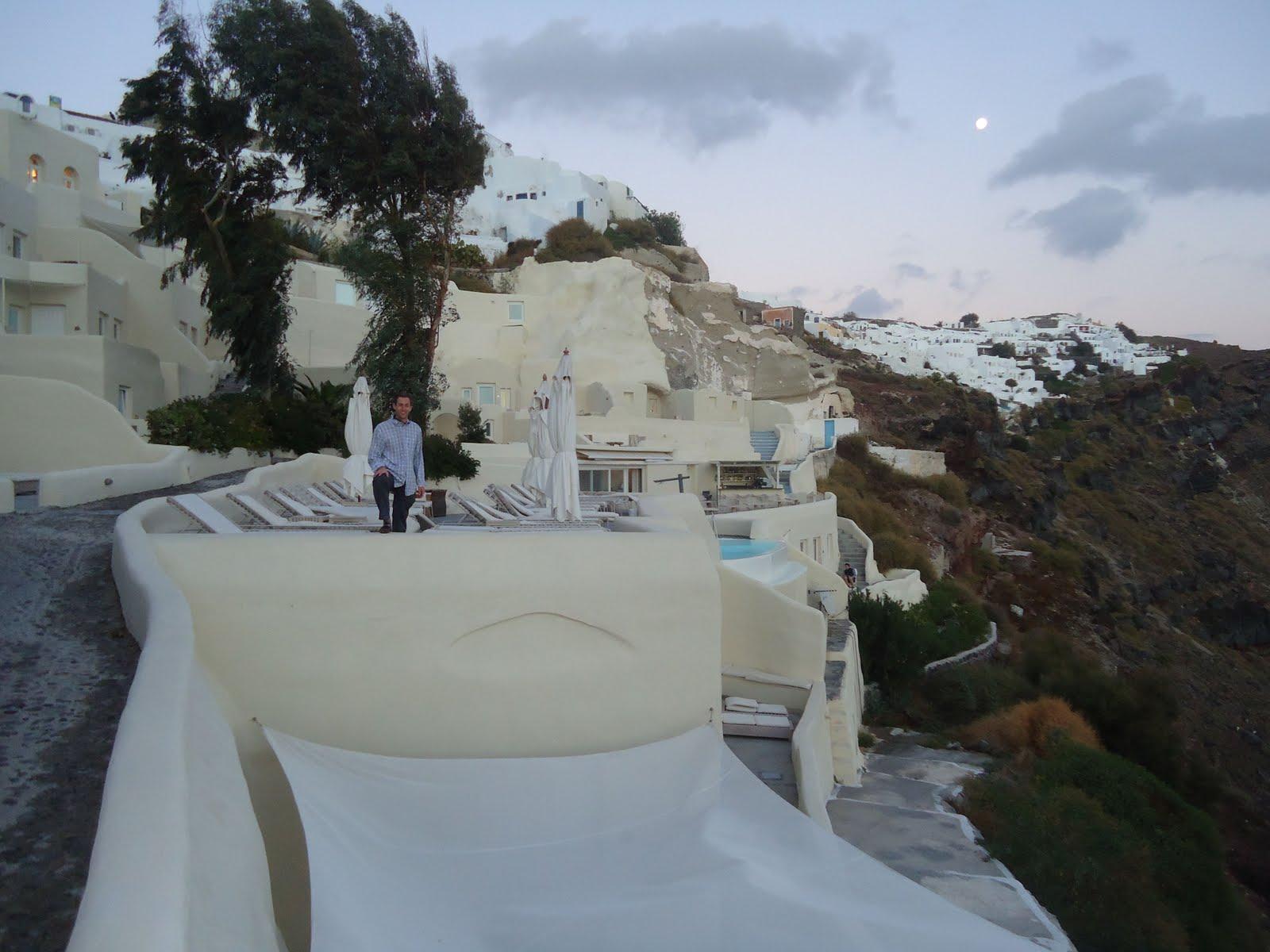 Mystique Hotel, Oia, Santorini, Greece