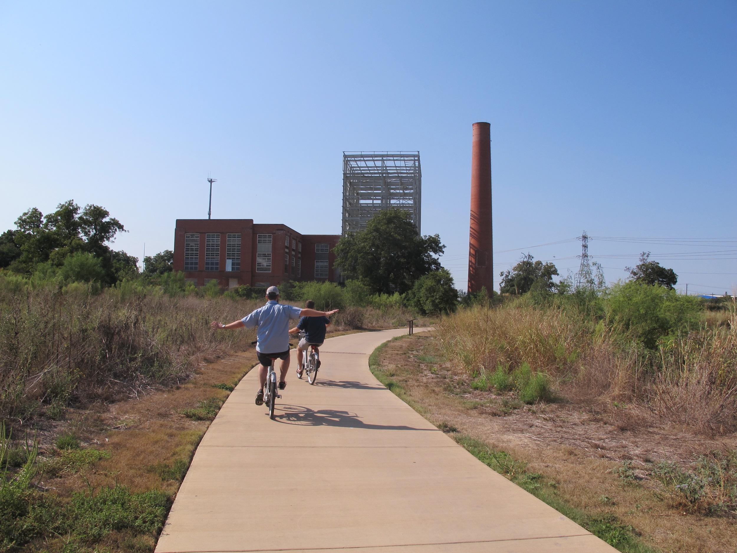 Mission Trail, San Antonio, Texas