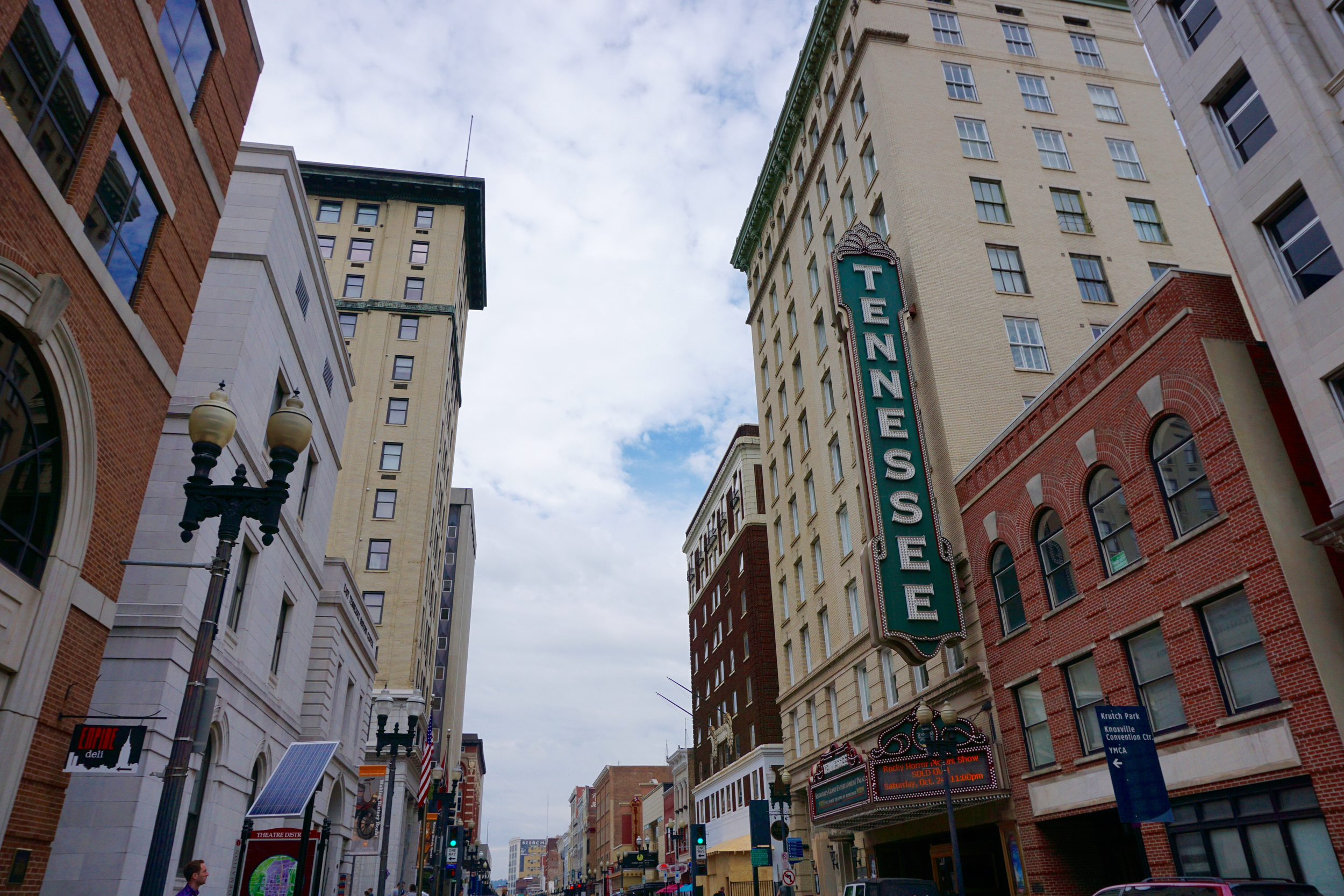 Tennessee Theatre, Knoxville, Tennessee