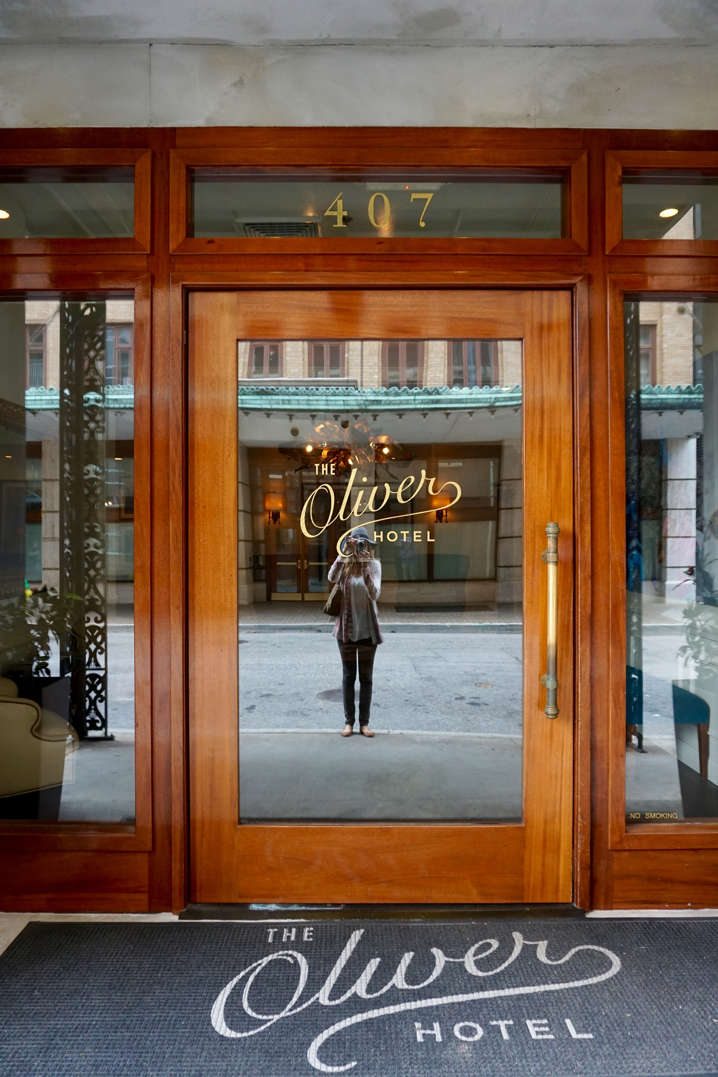 The Oliver Hotel, Knoxville, Tennessee