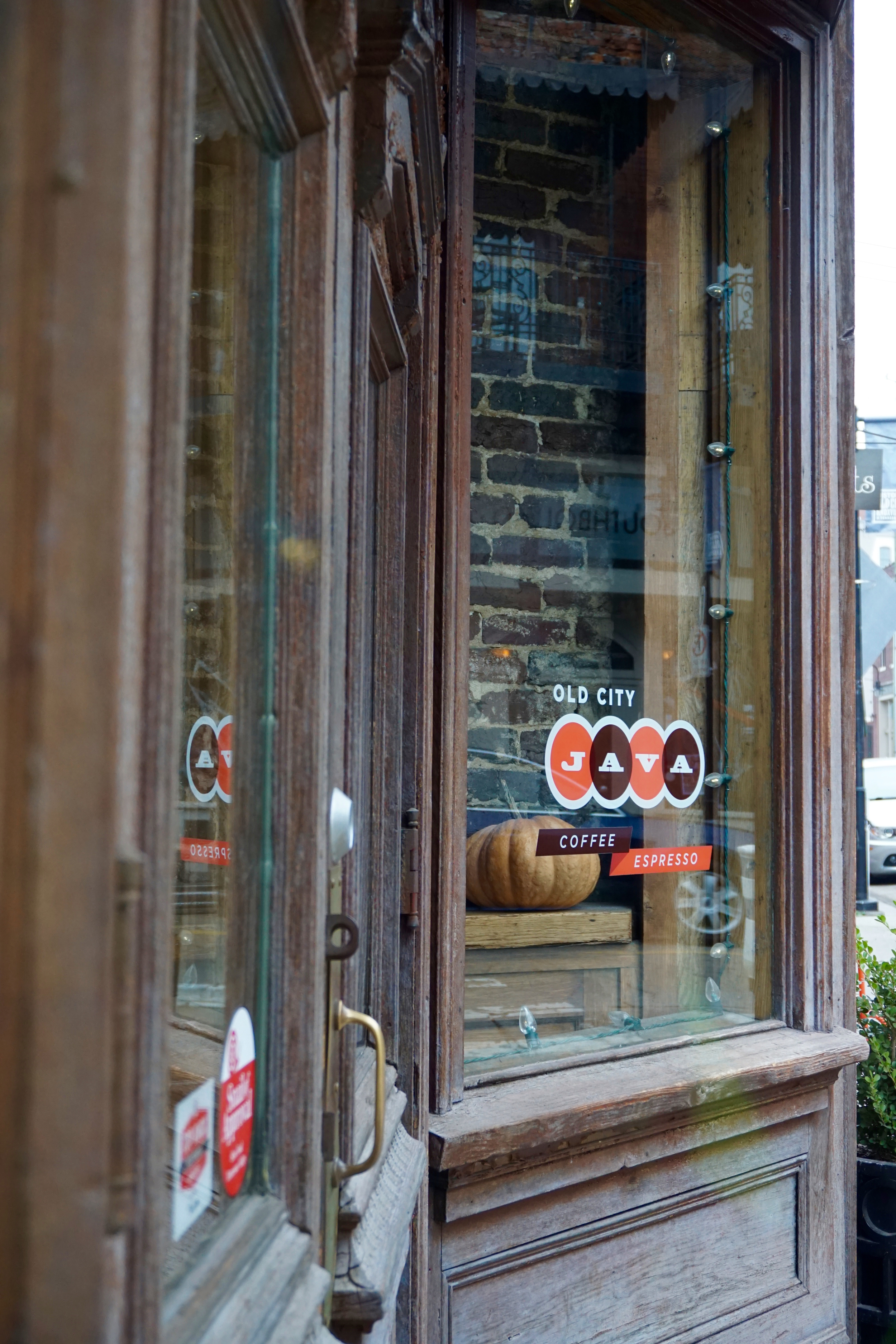 Old City Java, Knoxville, Tennessee