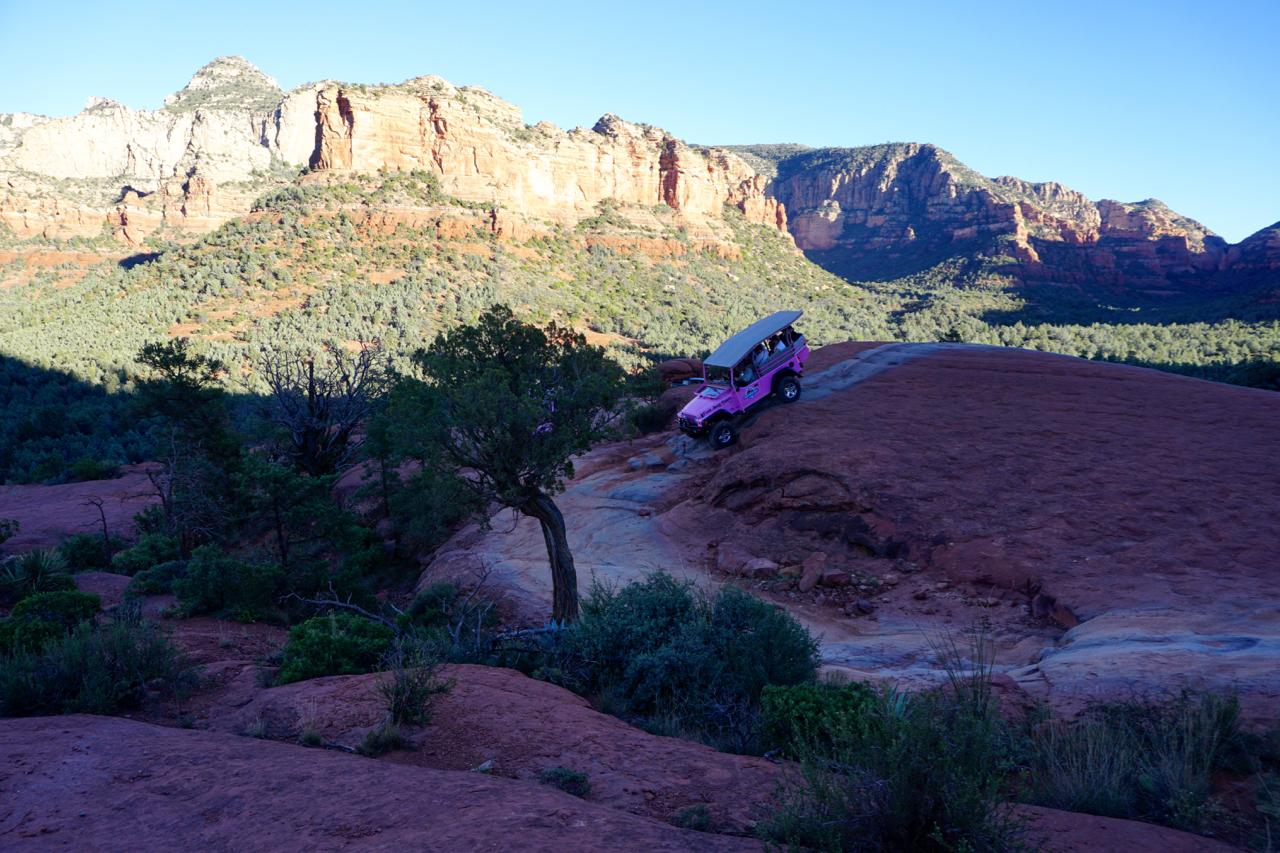 Pink Jeep Tours, Sedona, Arizona