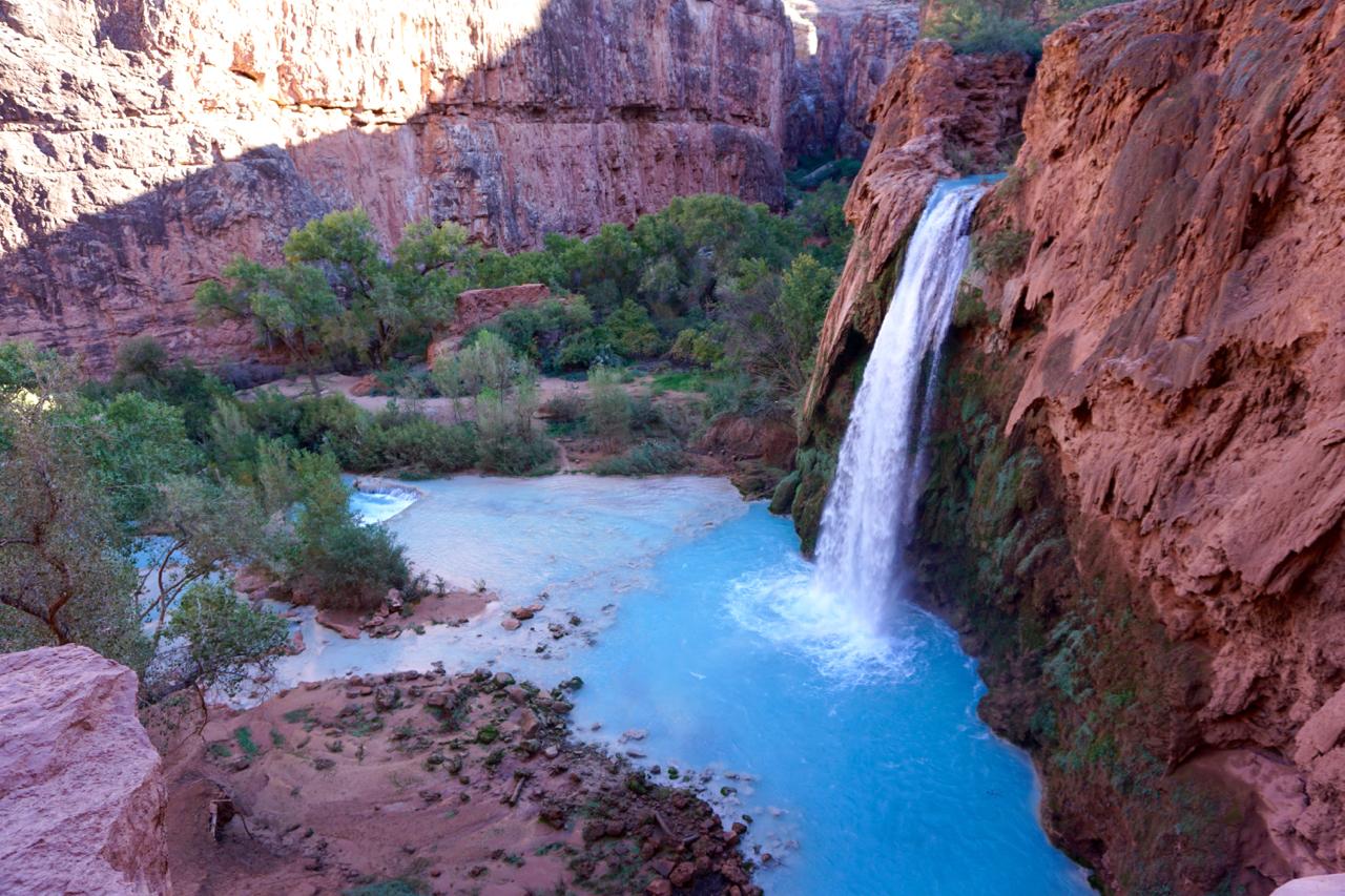 Havasu Falls, Havasupai Arizona