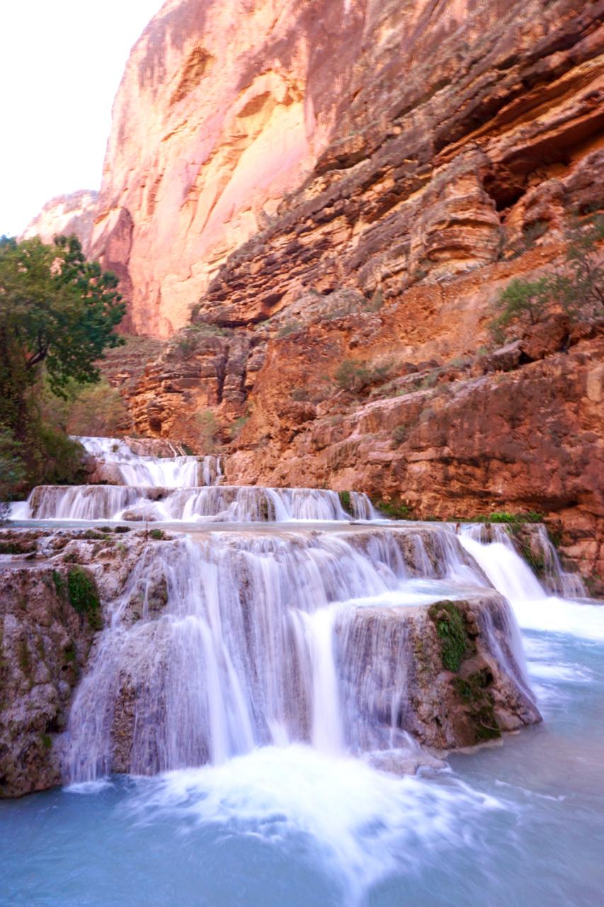 Beaver Falls, Havasupai, Arizona