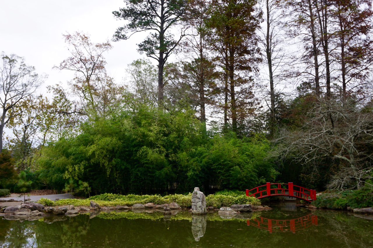 Birmingham Botanical Gardens, Birmingham Alabama