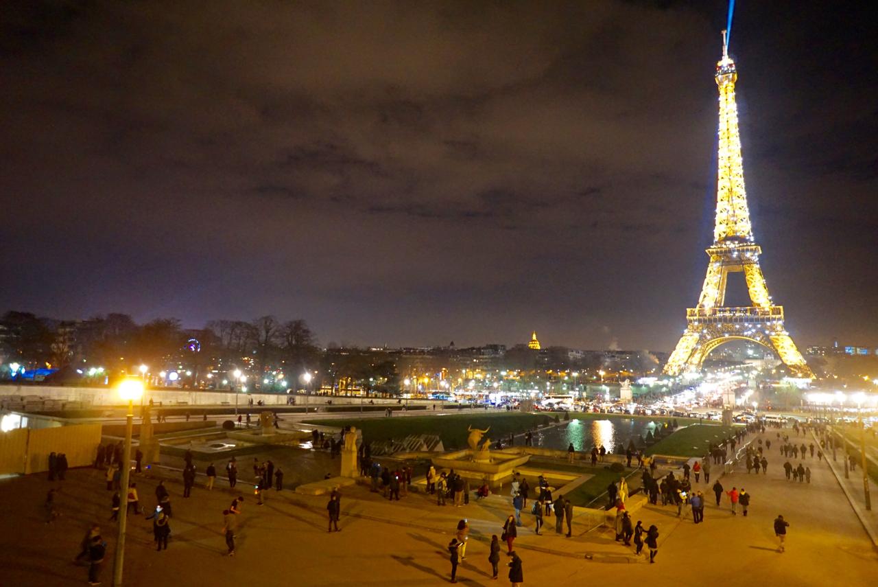 Trocadero, Paris France