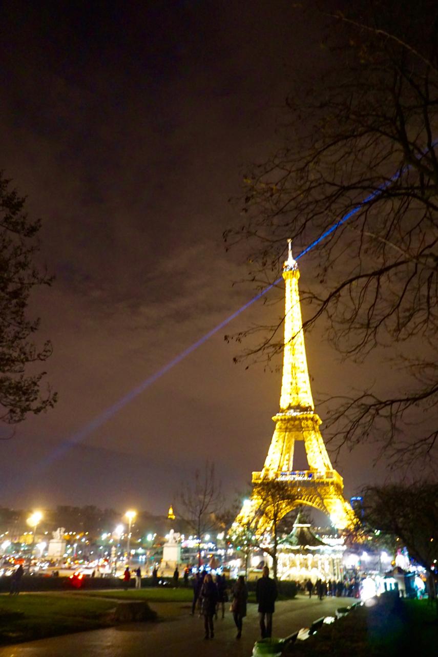 Trocadero, Paris, France