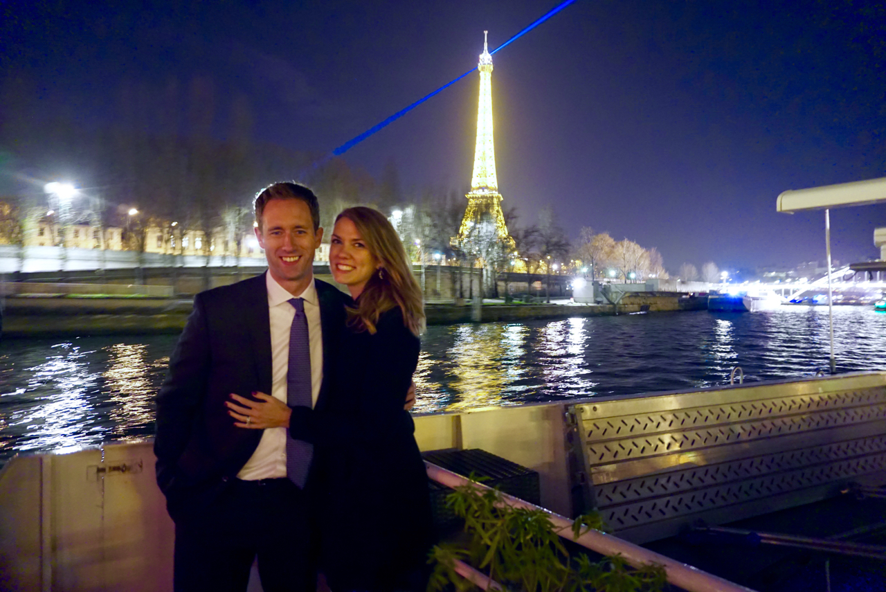 New Years Eve, Paris, France