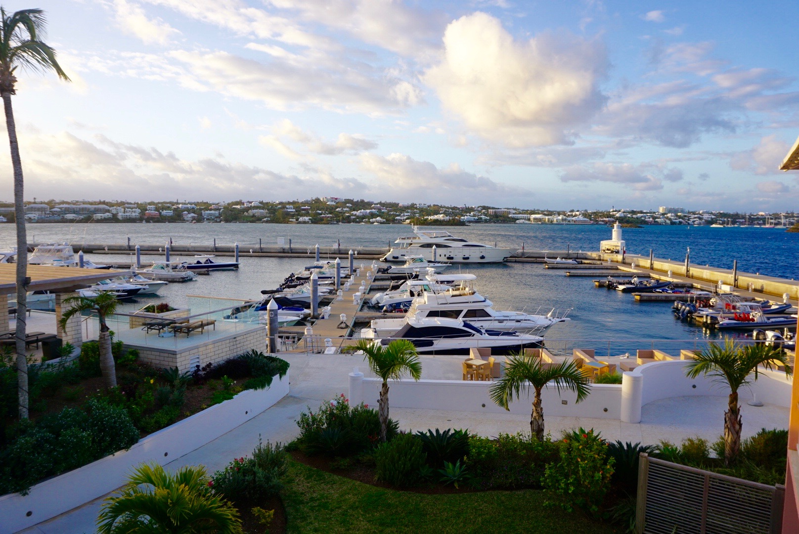 Marina at Fairmont Princess Bermuda