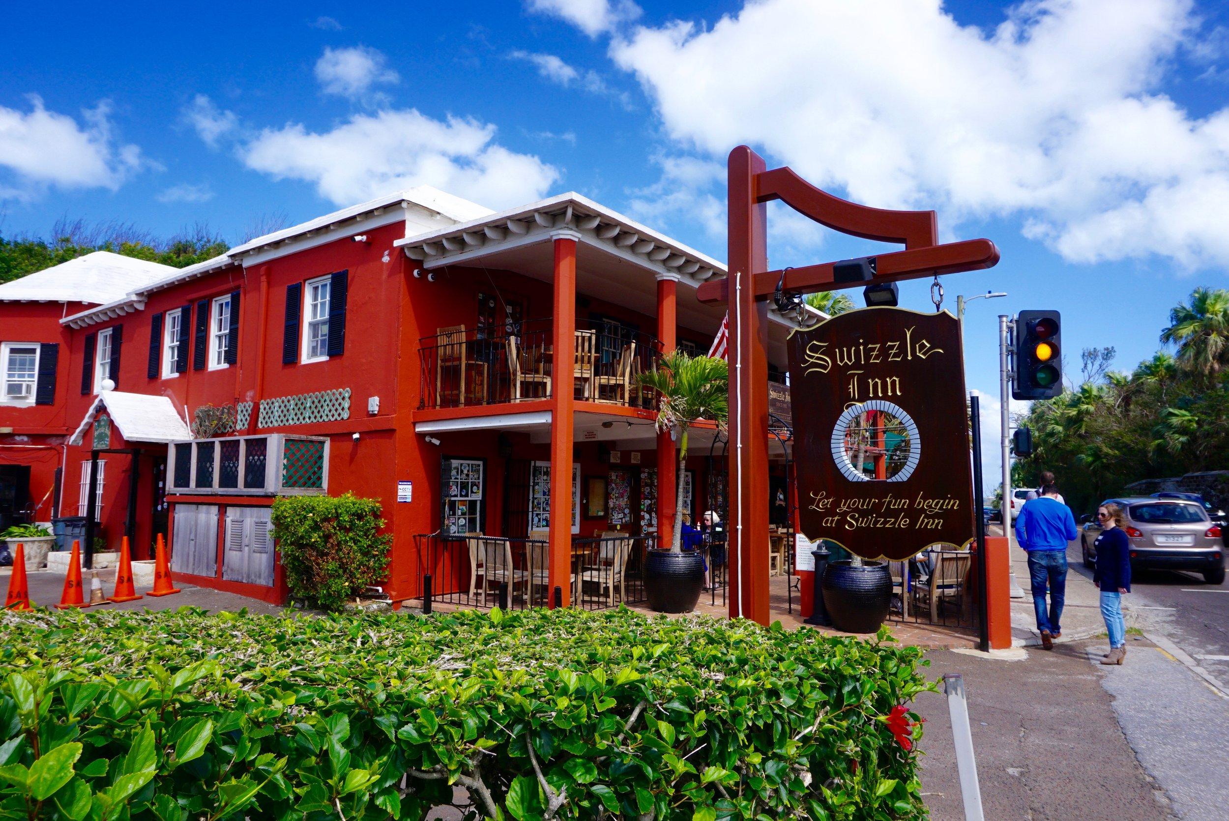 Swizzle Inn, Bermuda