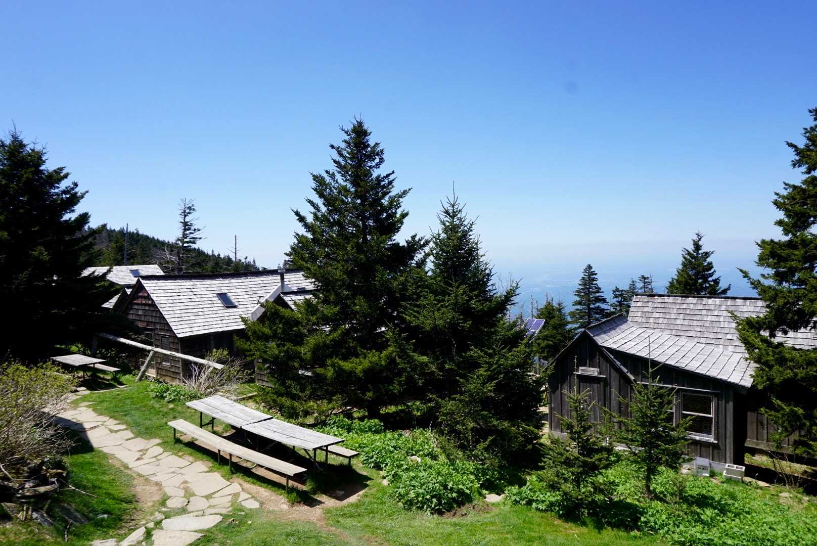 LeConte Lodge, Great Smoky Mountains