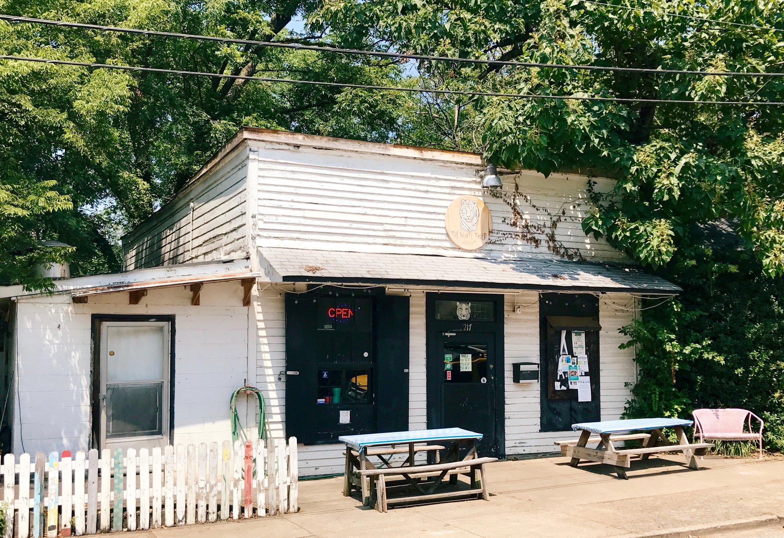 White Tiger BBQ, Athens, Georgia