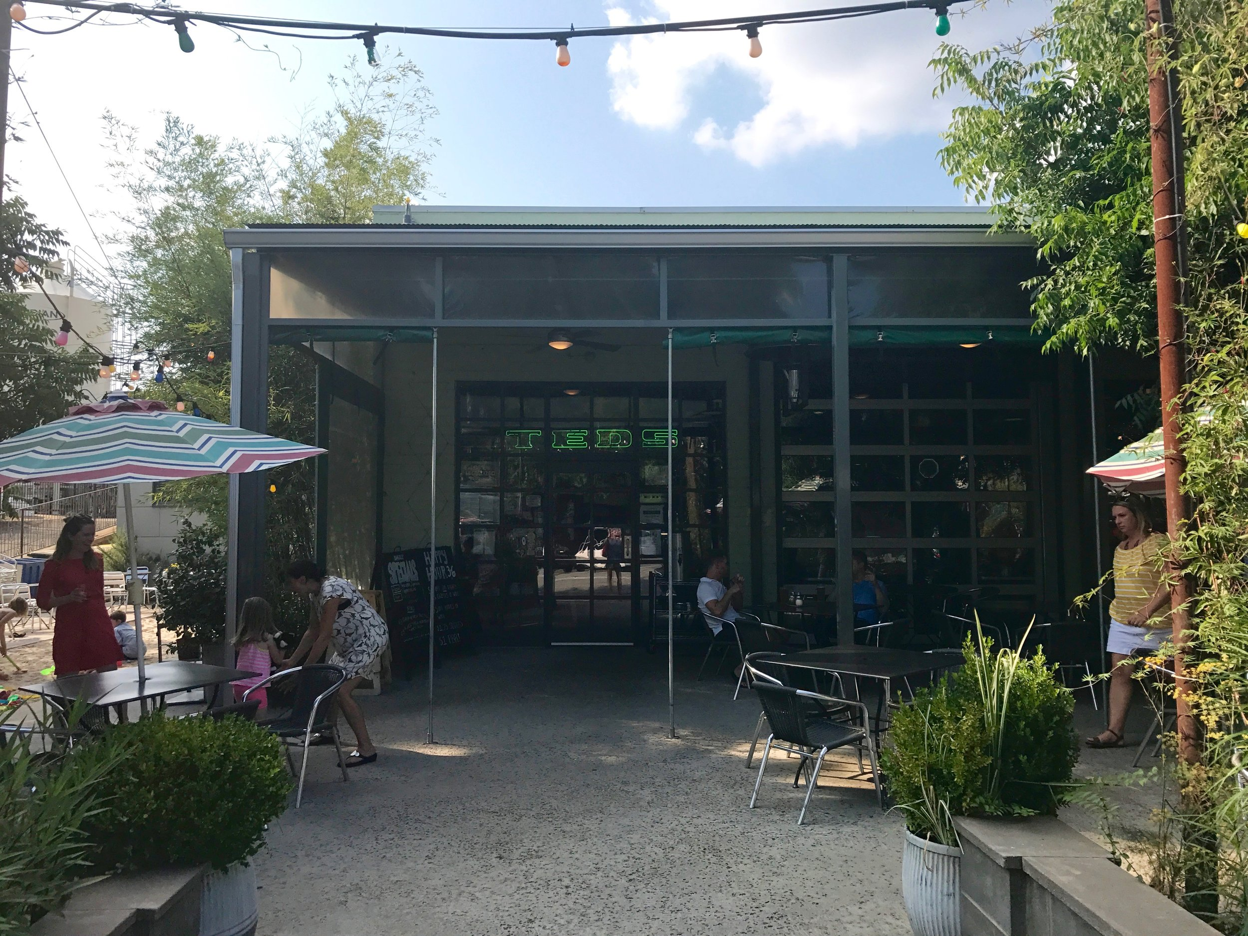 Ted's Most Best, Athens, Georgia