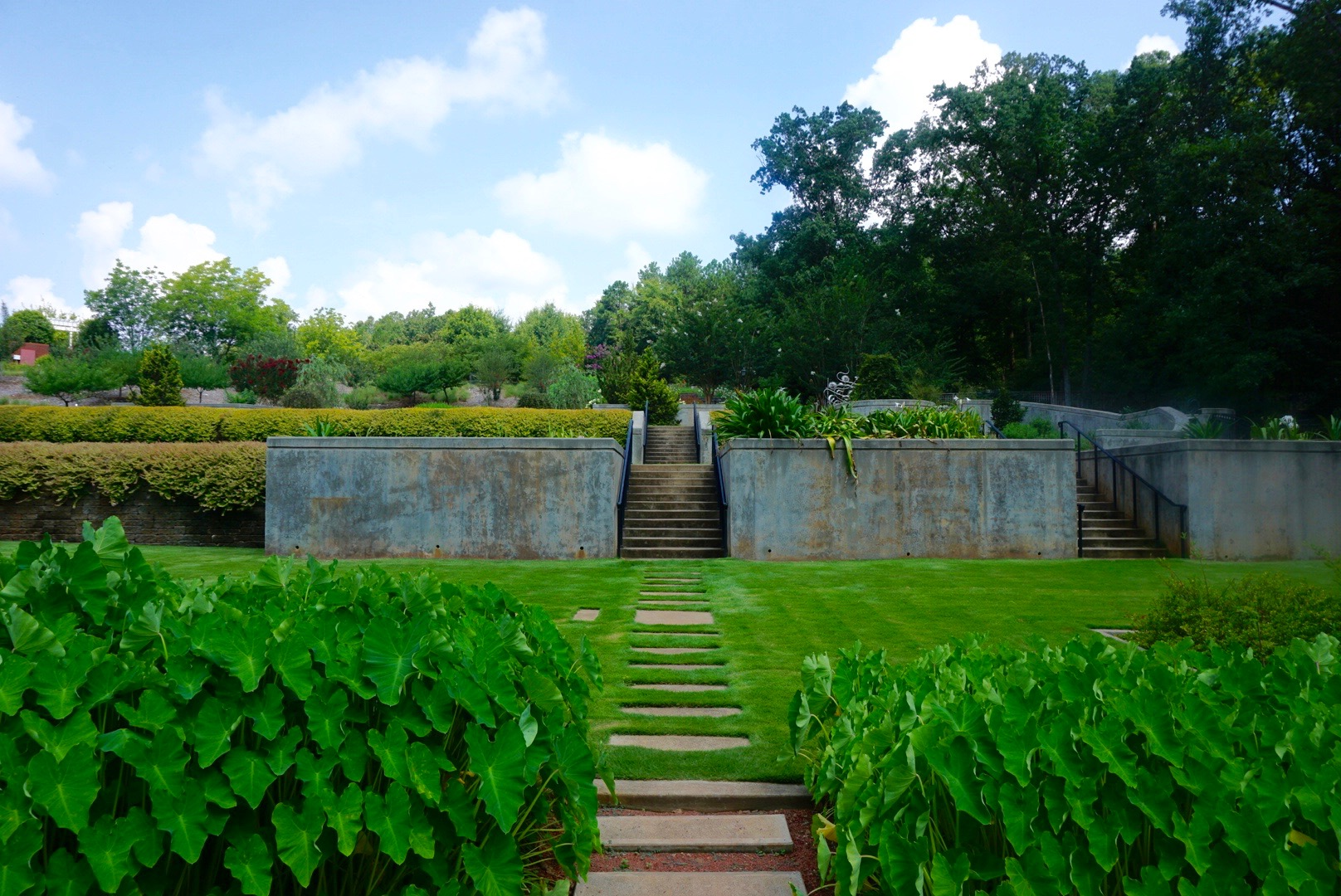 State of Georgia Botanical Gardens, Athens, Georgia
