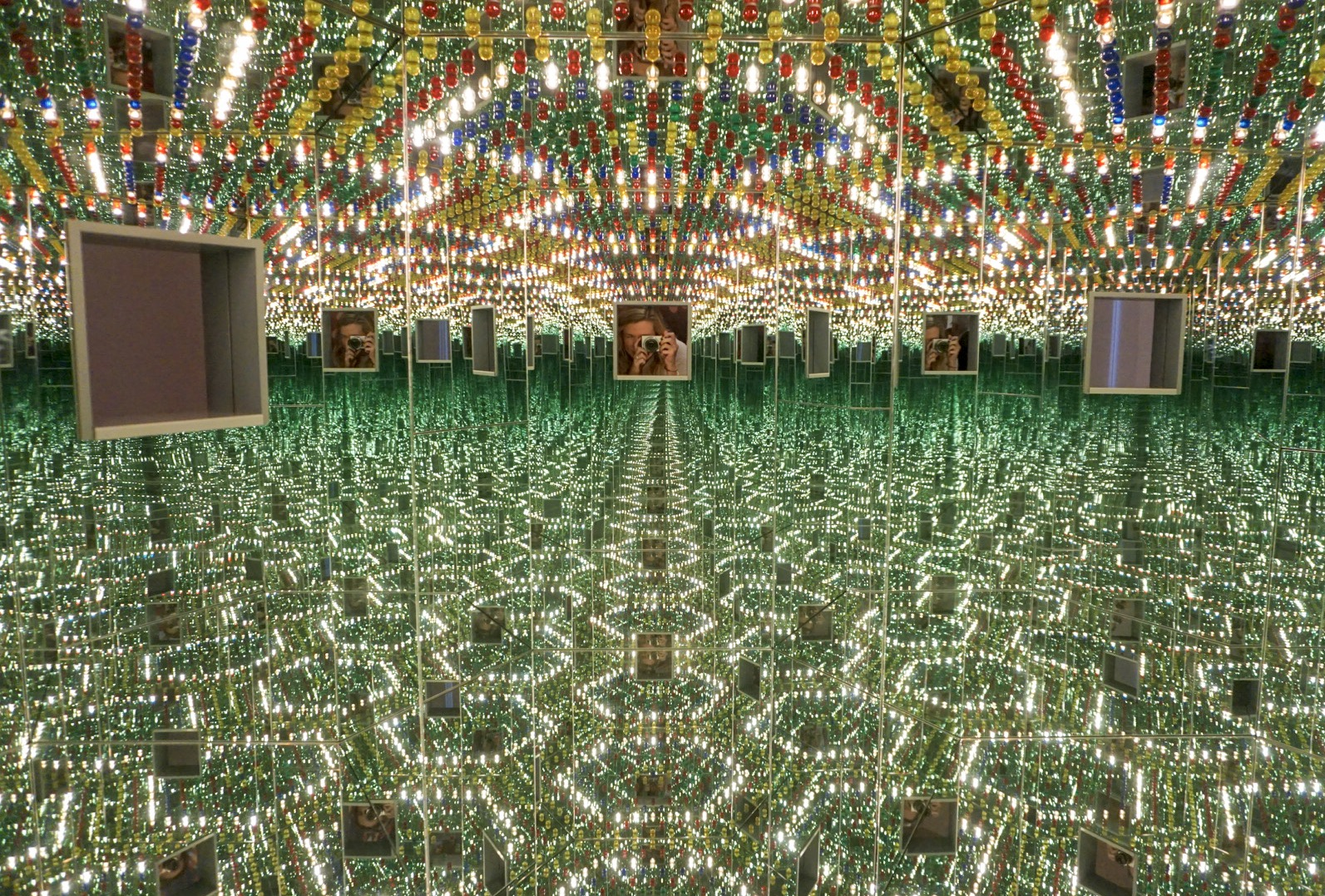 Yayoi Kusama, Infinity Mirrors, High Museum of Art
