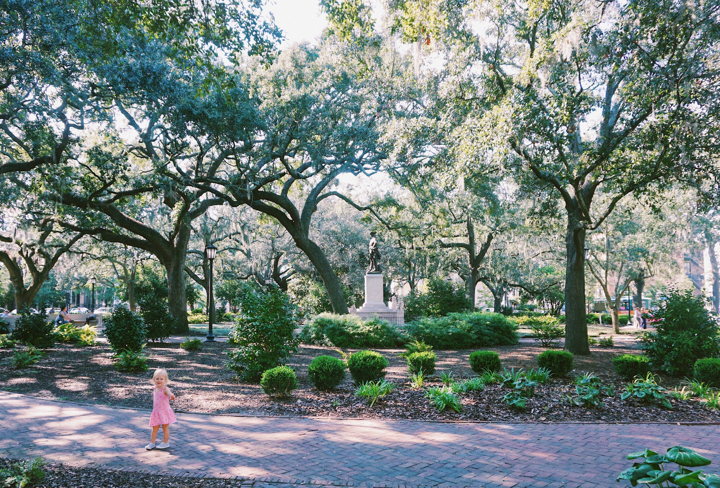 3 Days in Savannah with Kids