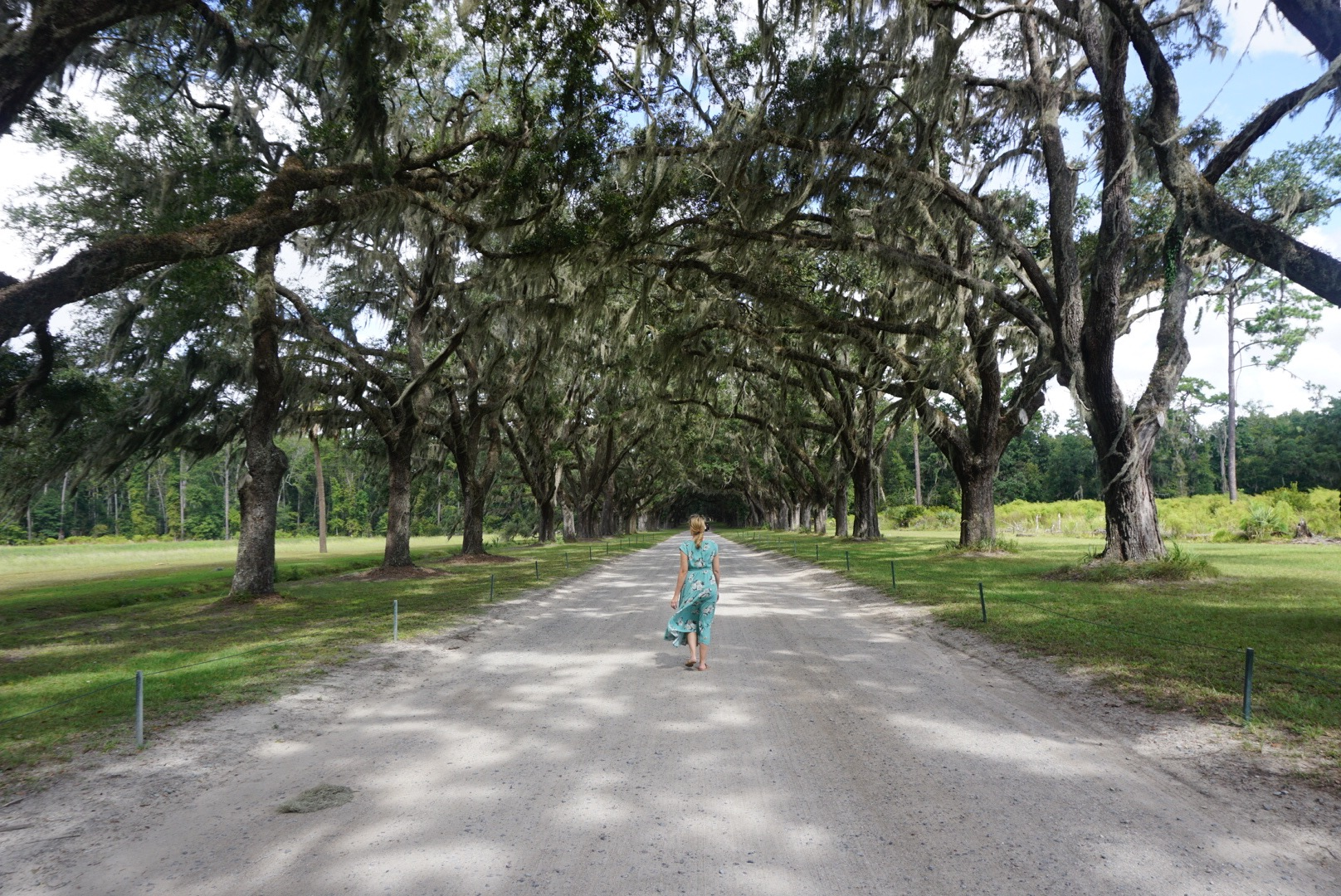 Wormsloe Historic Site, Savannah Georgia