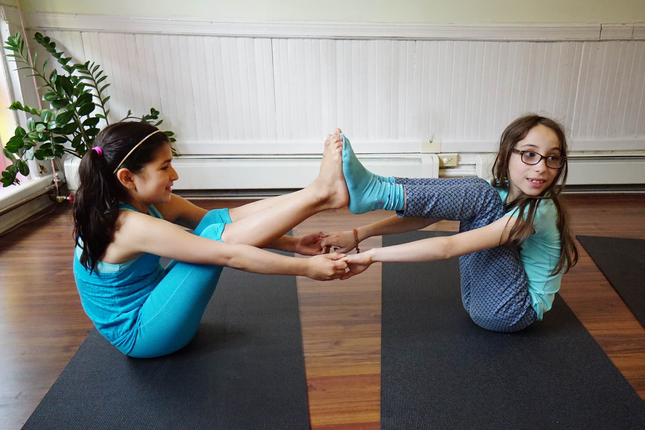 Mindfulness and Yoga for Kids