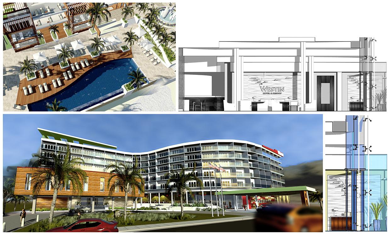 Page The Westin Daytona Dlw Architects