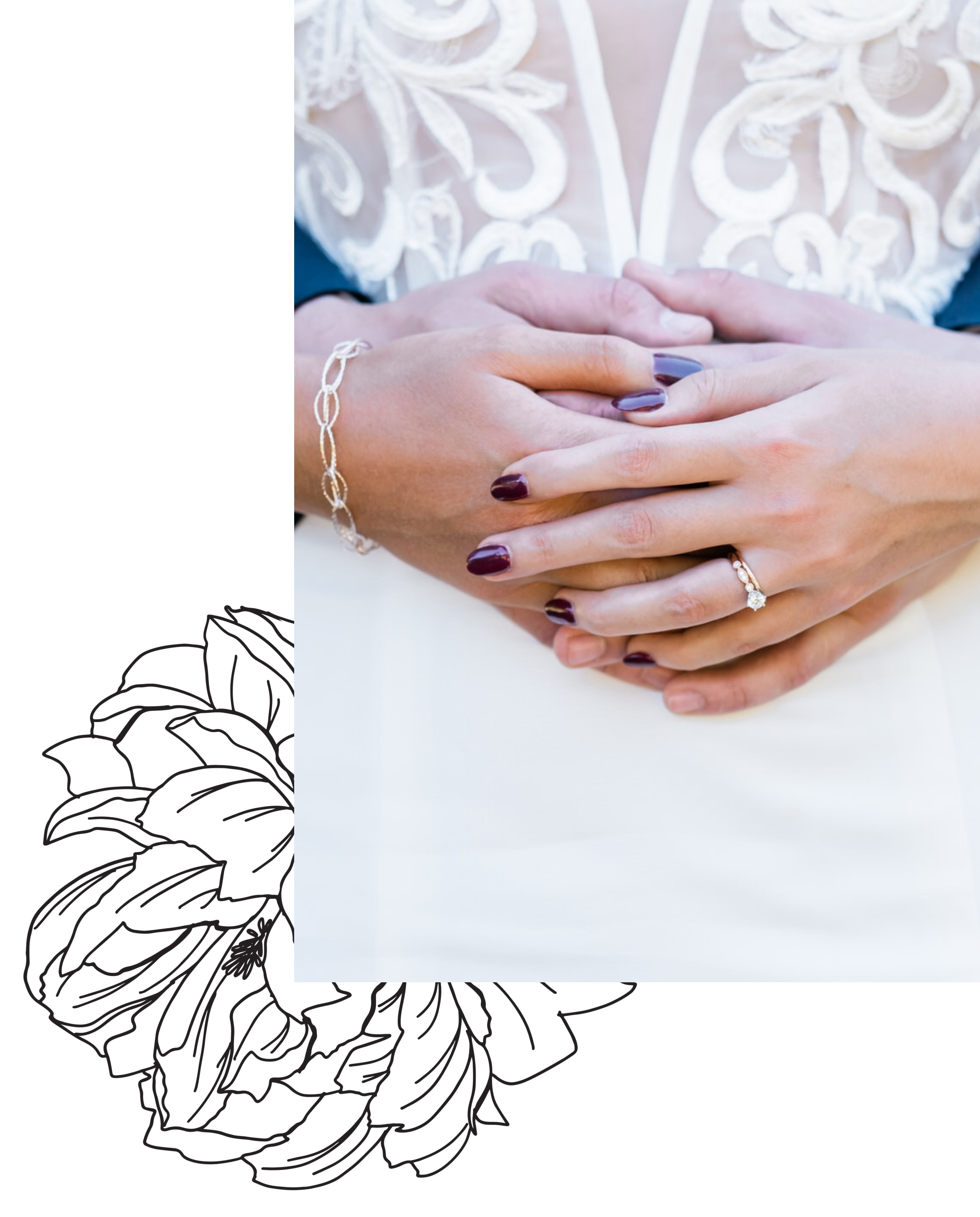 wedding-rings-in-a-garden-wedding