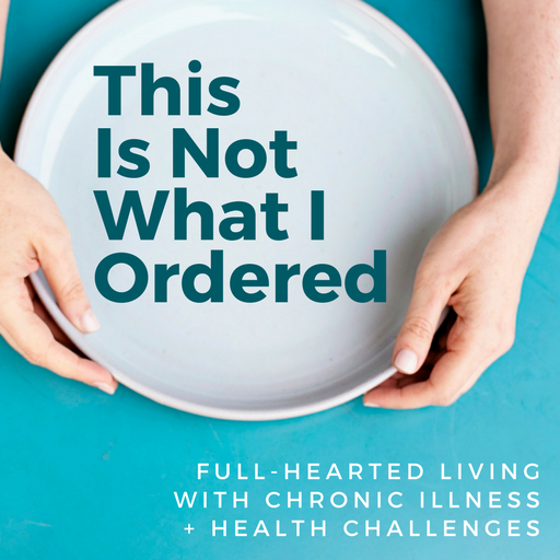 I host a weekly podcast on full-hearted living with chronic illness + health challenges. -