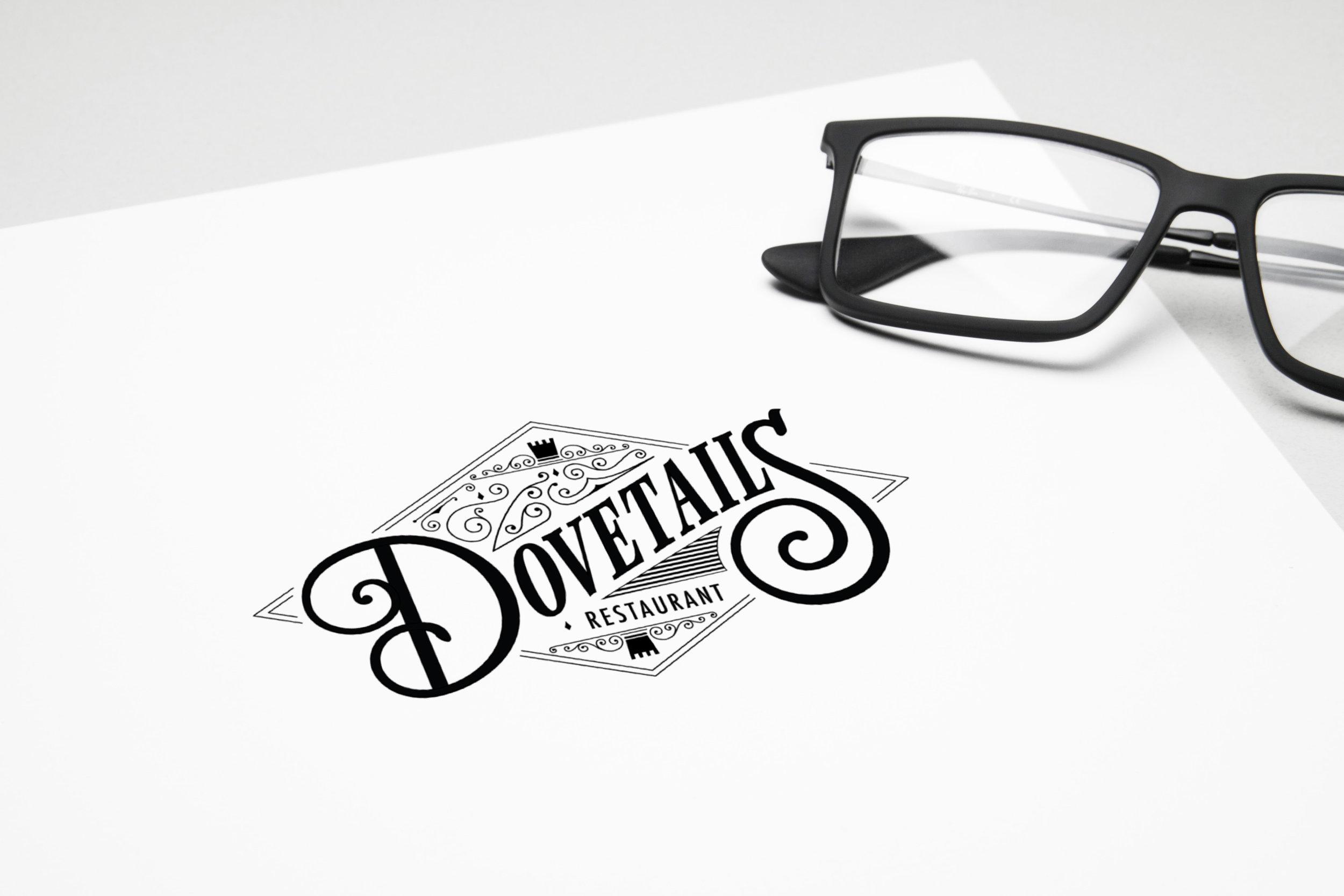 Dovetails Restaurant<strong>Branding</strong>
