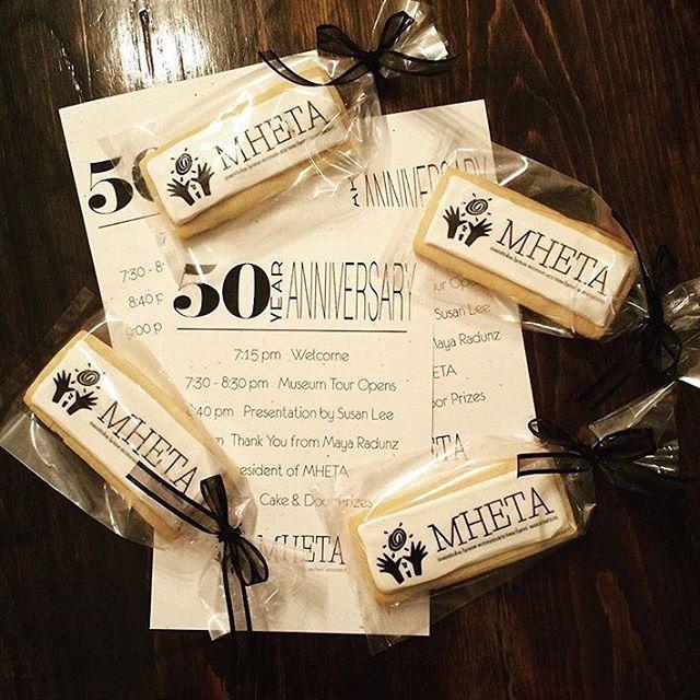 Happy 50th Birthday MHETA! #mheta50