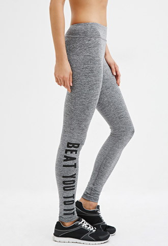 Beat You To It Leggings