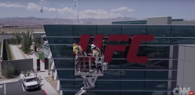 Inside The New And Improved UFC Headquarters