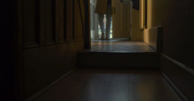 'The corridor'  A frame from a shoot with Jamie and the Jam on the Red Helium @jamieandthejam