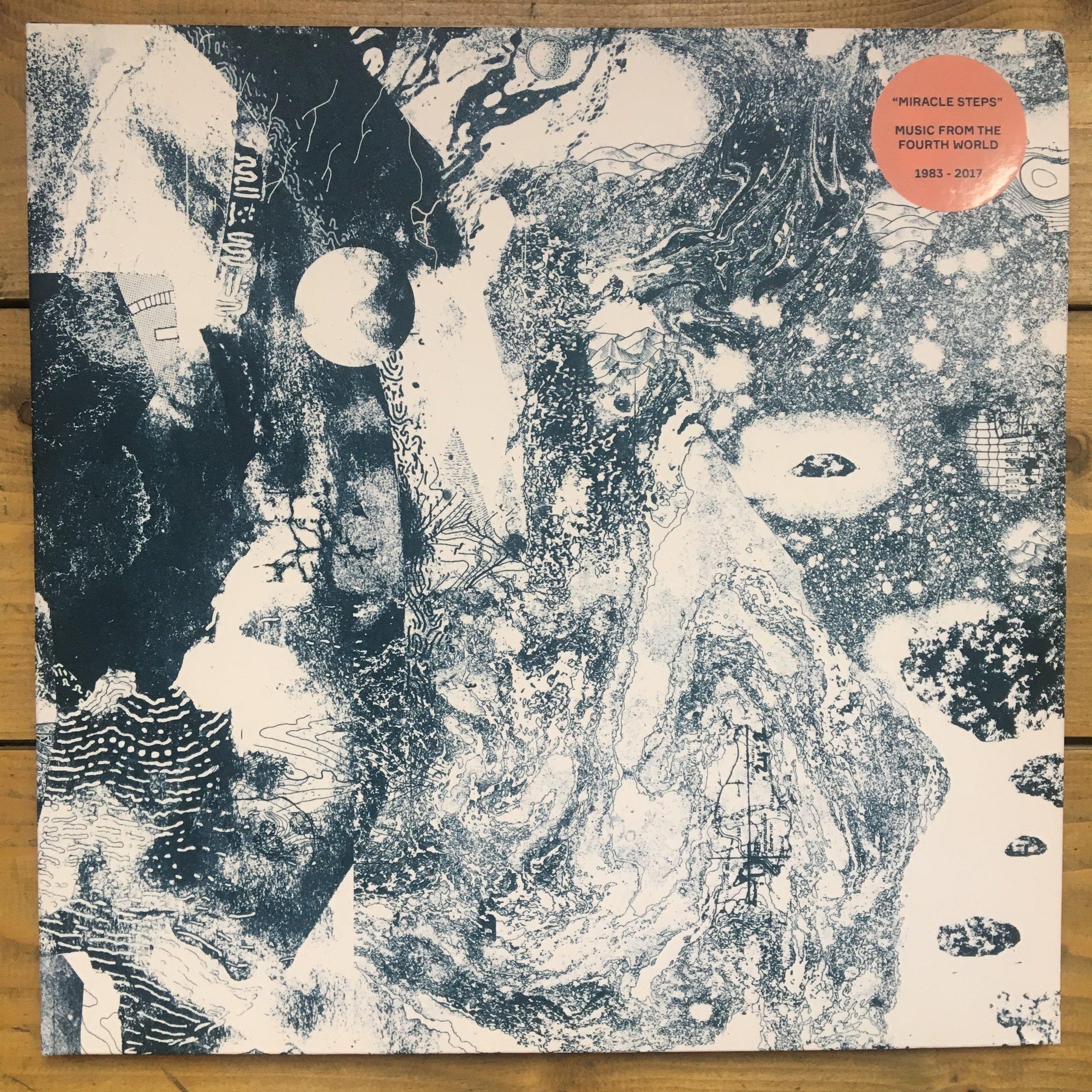 "12"" album cover for Optimo Music, collaboration with Al White."