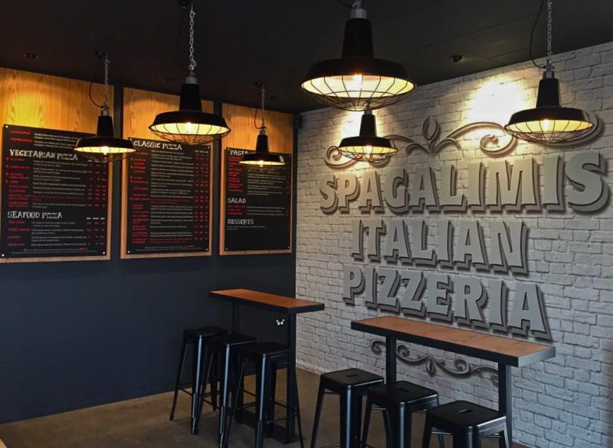 Spagalimis Pizza-Kaiapoi