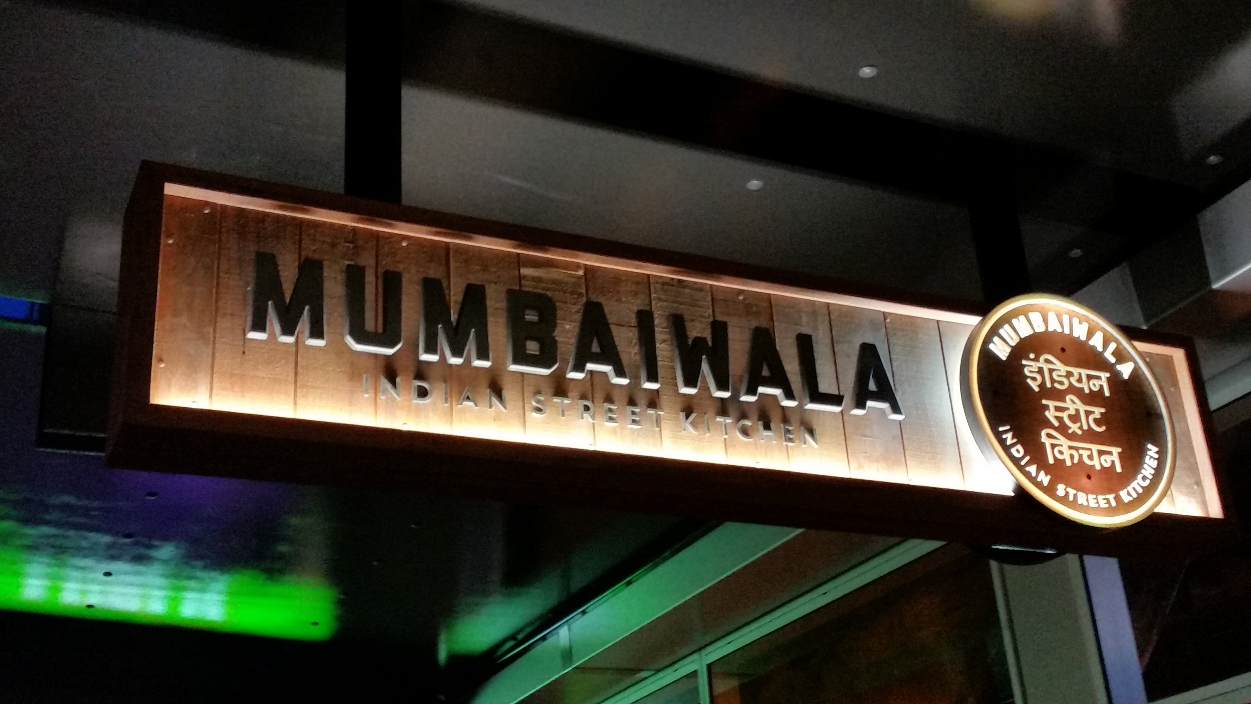 Mumbaiwala sign