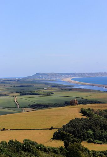 St Catherines Church & The Chesil Beach
