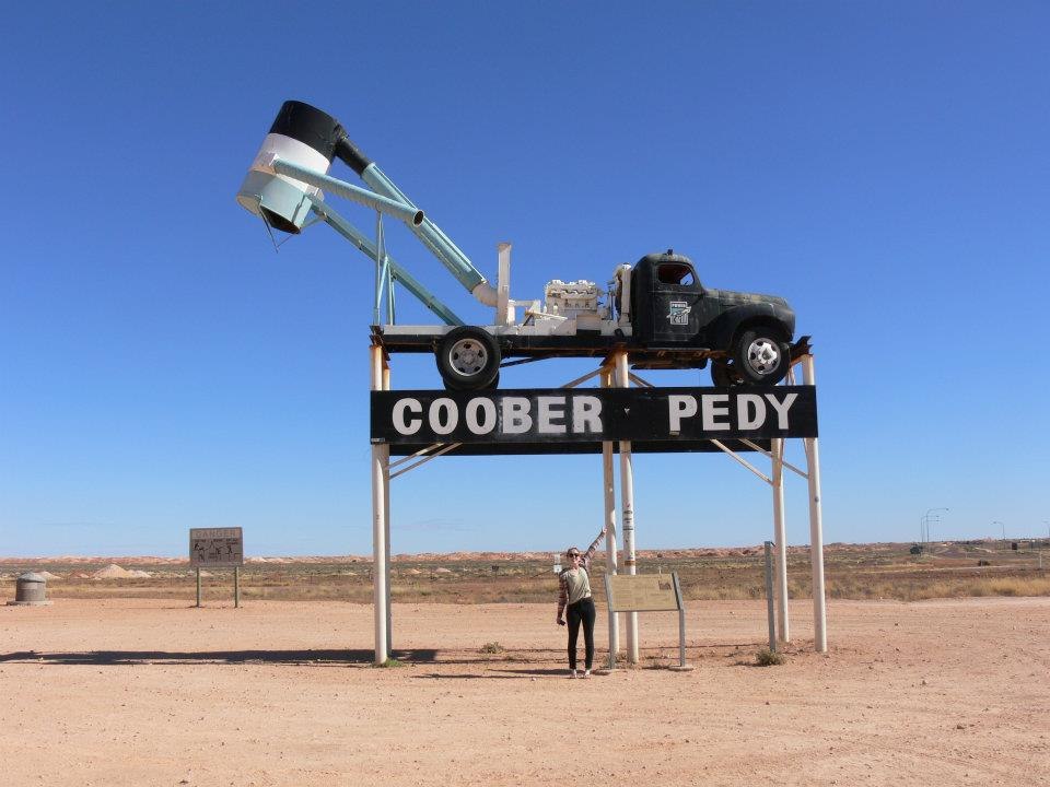 Welcome to Coober Pedy!
