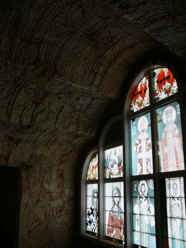 Serbian Church Coober Pedy