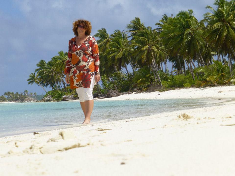Wandering on Home Island