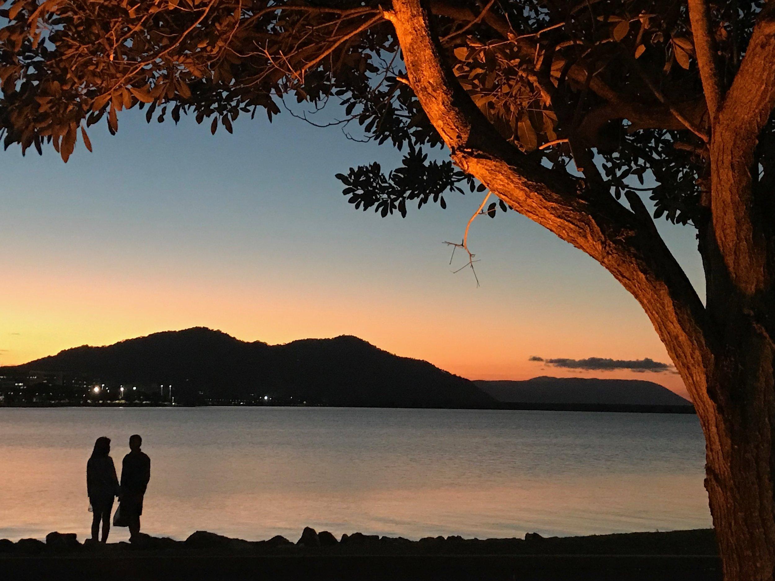 Romance on the Esplanade