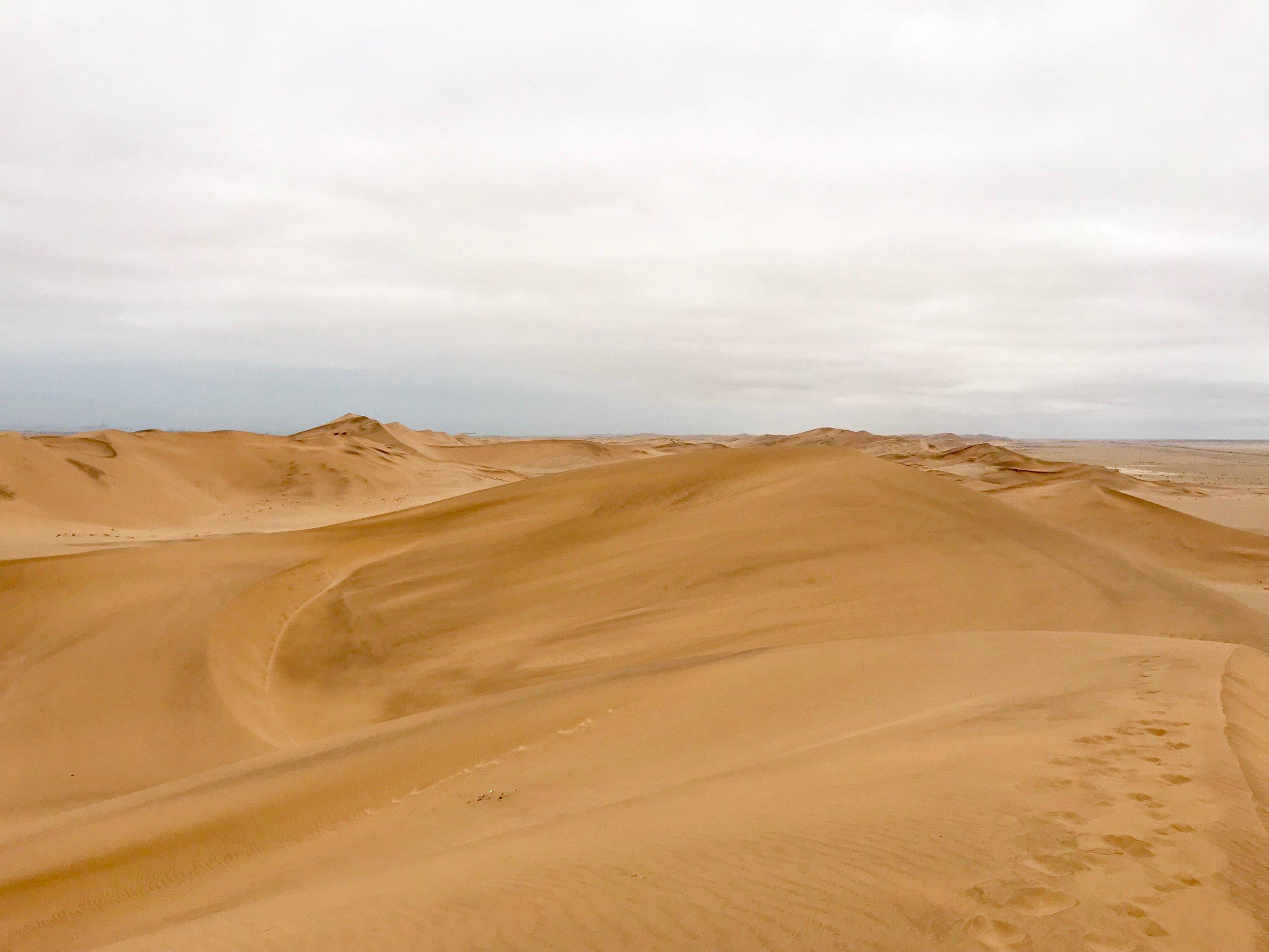 Amazing dunes