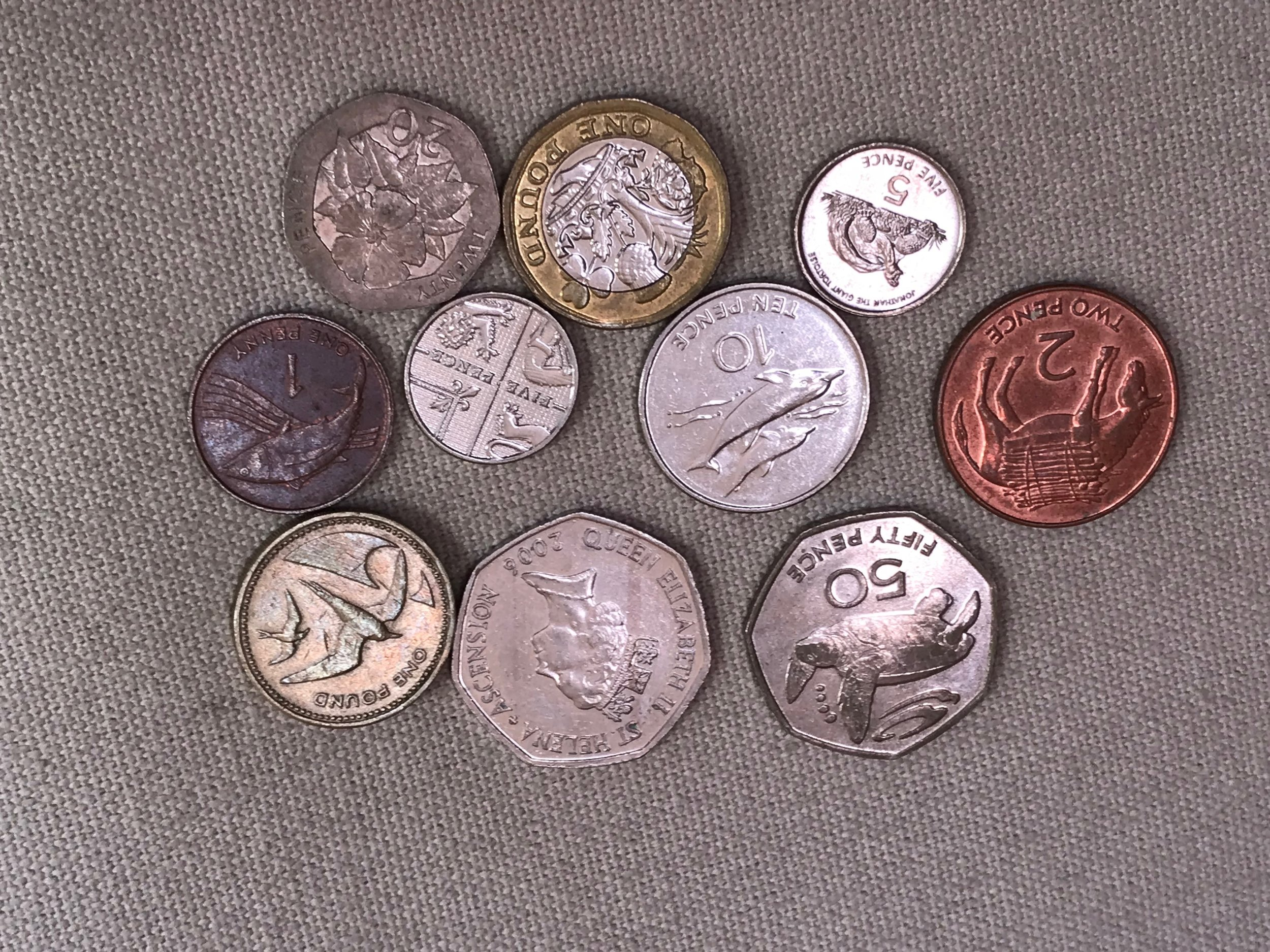 Local currency