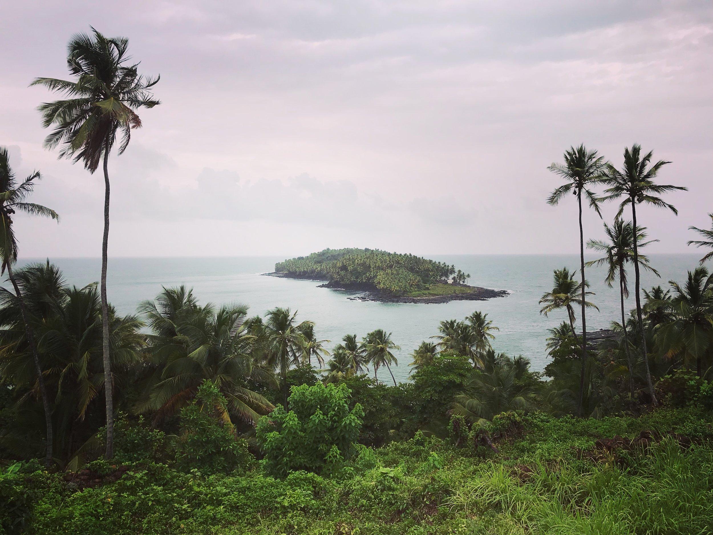 The infamous Devil's Island
