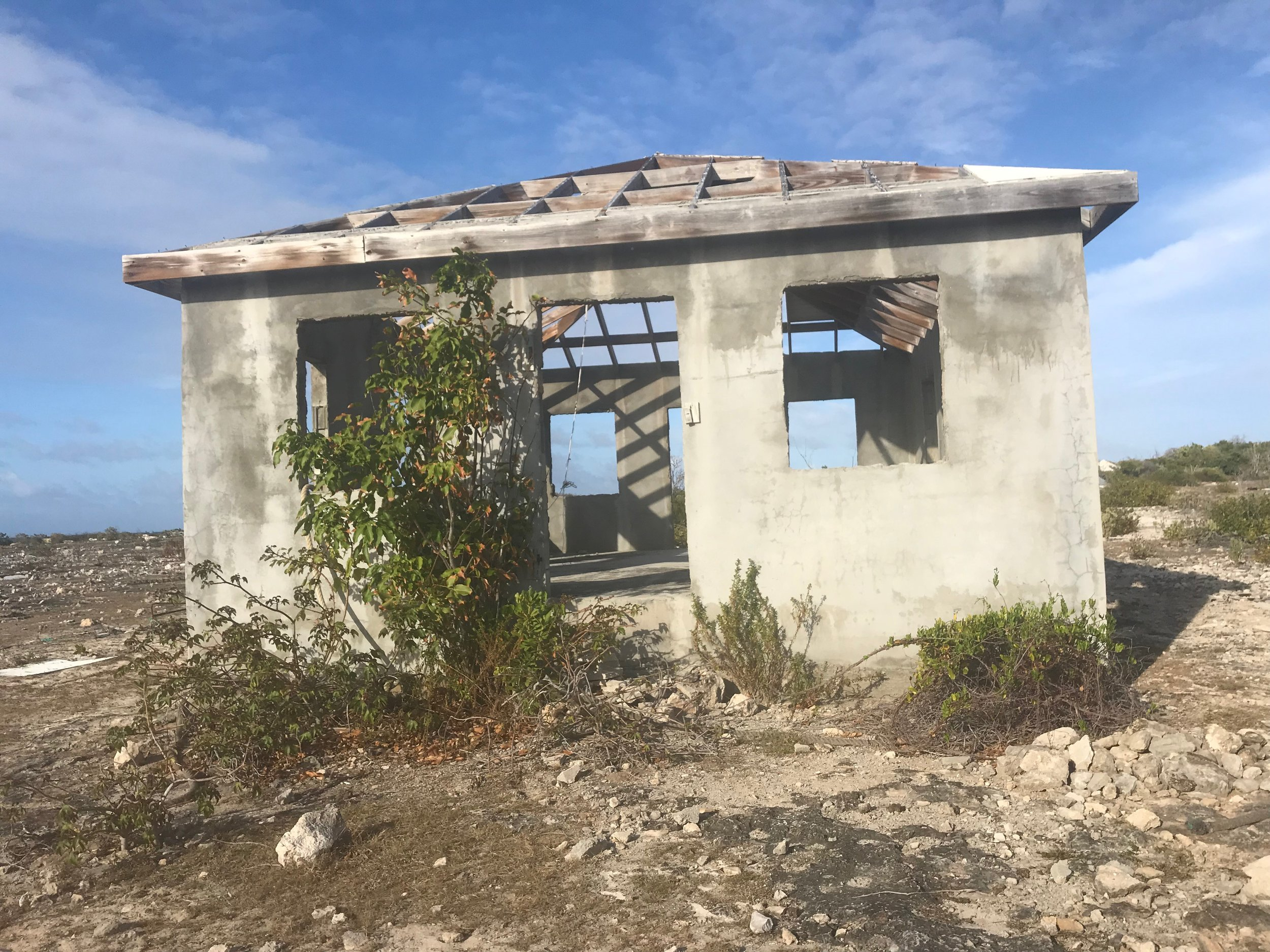 A home before Irma