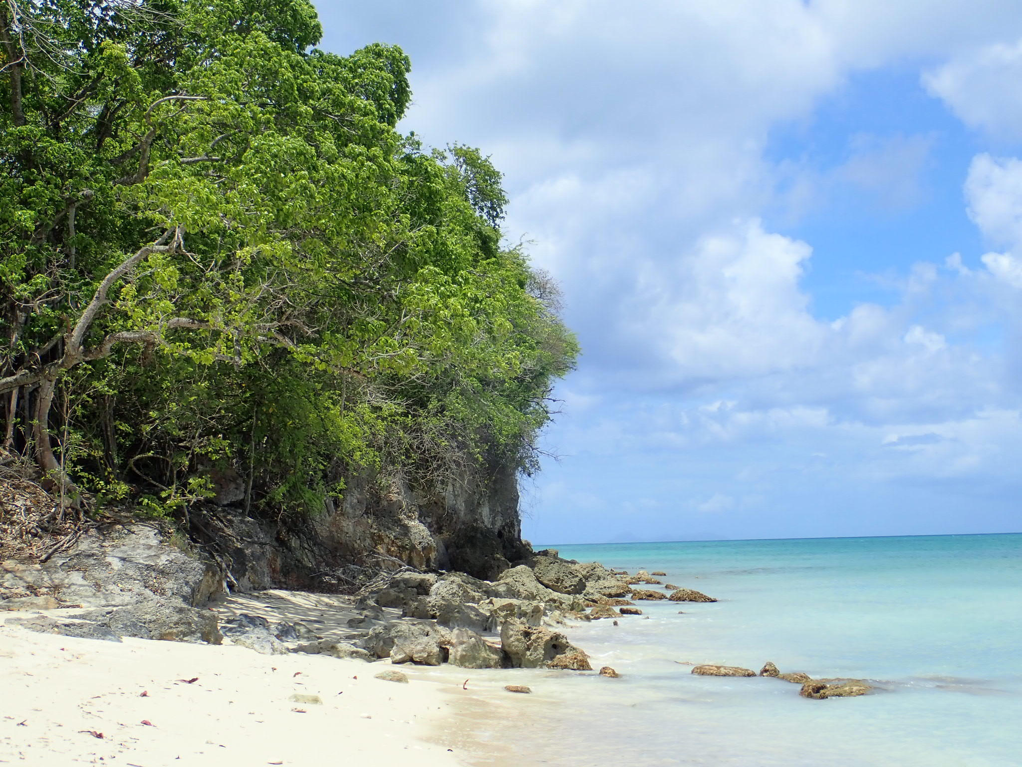 Beaches of Marie Galante